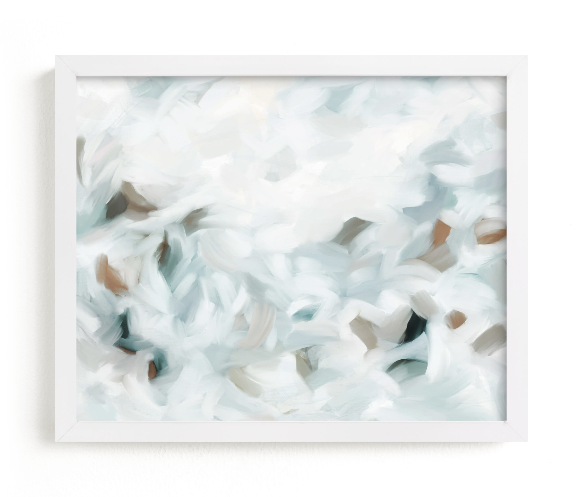 """Ethereal Composition"" - Limited Edition Art Print by Melanie Severin in beautiful frame options and a variety of sizes."