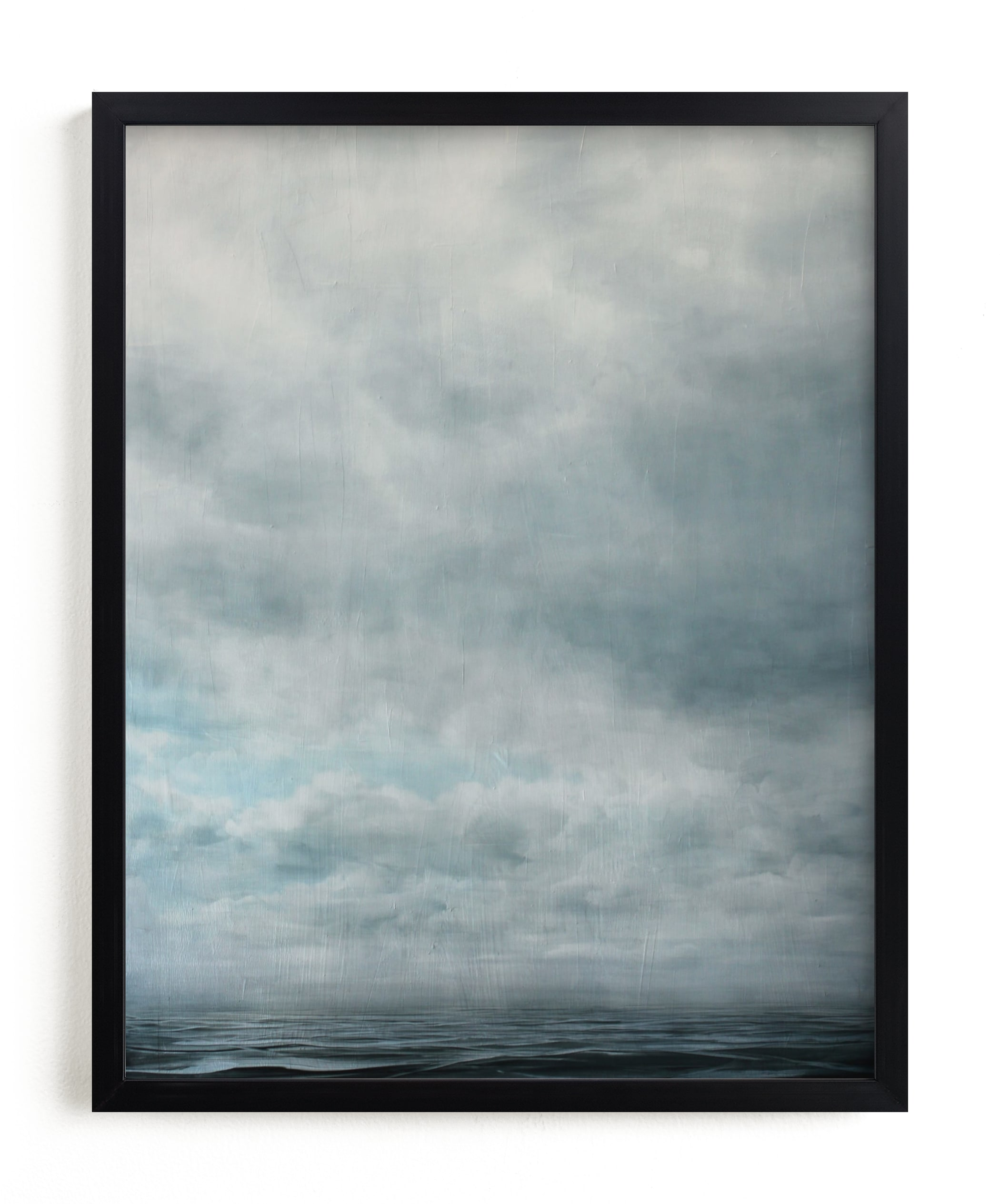 """A Meditation"" - Limited Edition Art Print by Brian Sostrom in beautiful frame options and a variety of sizes."