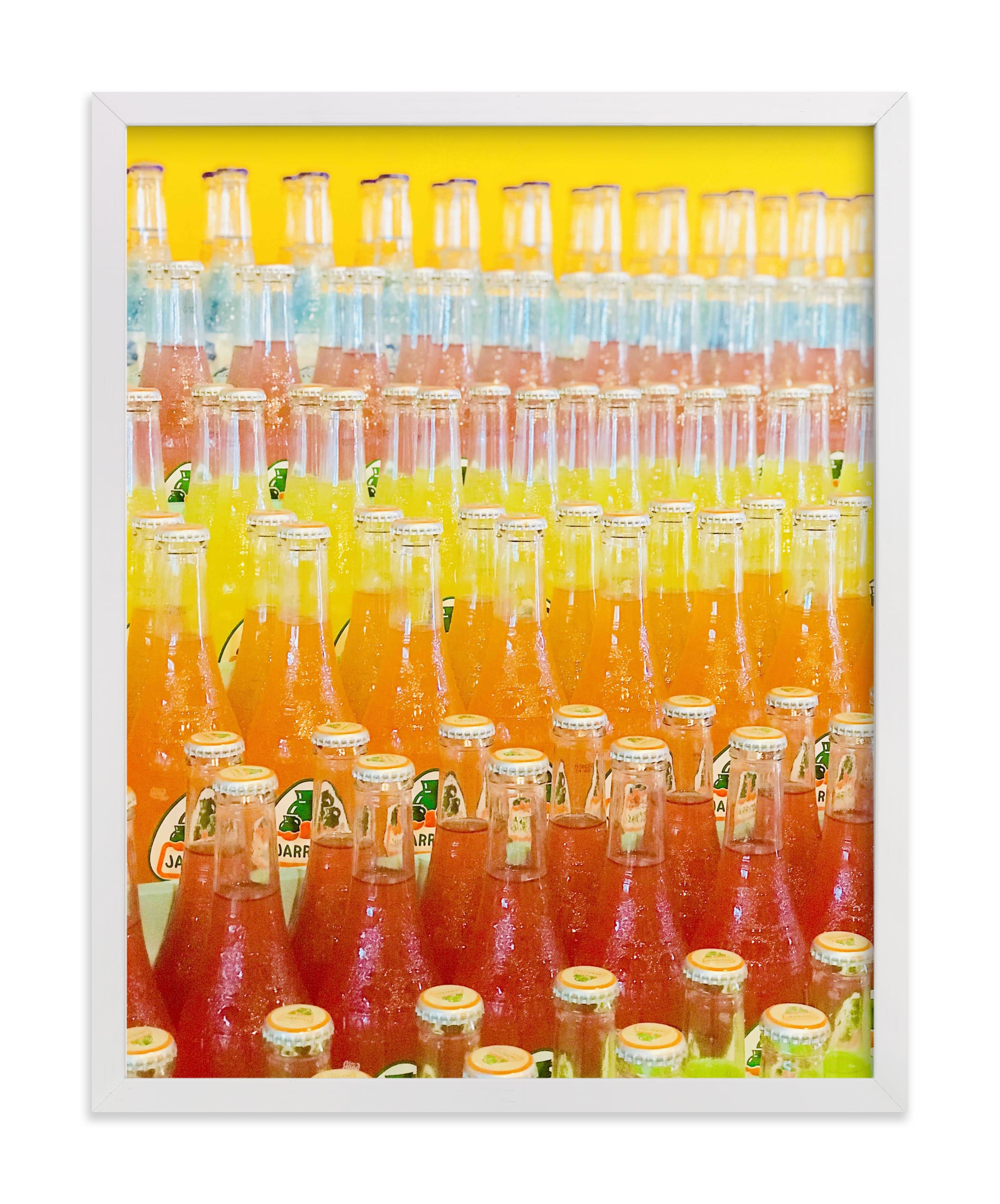 """""""Pop"""" - Limited Edition Art Print by Erin Savage in beautiful frame options and a variety of sizes."""