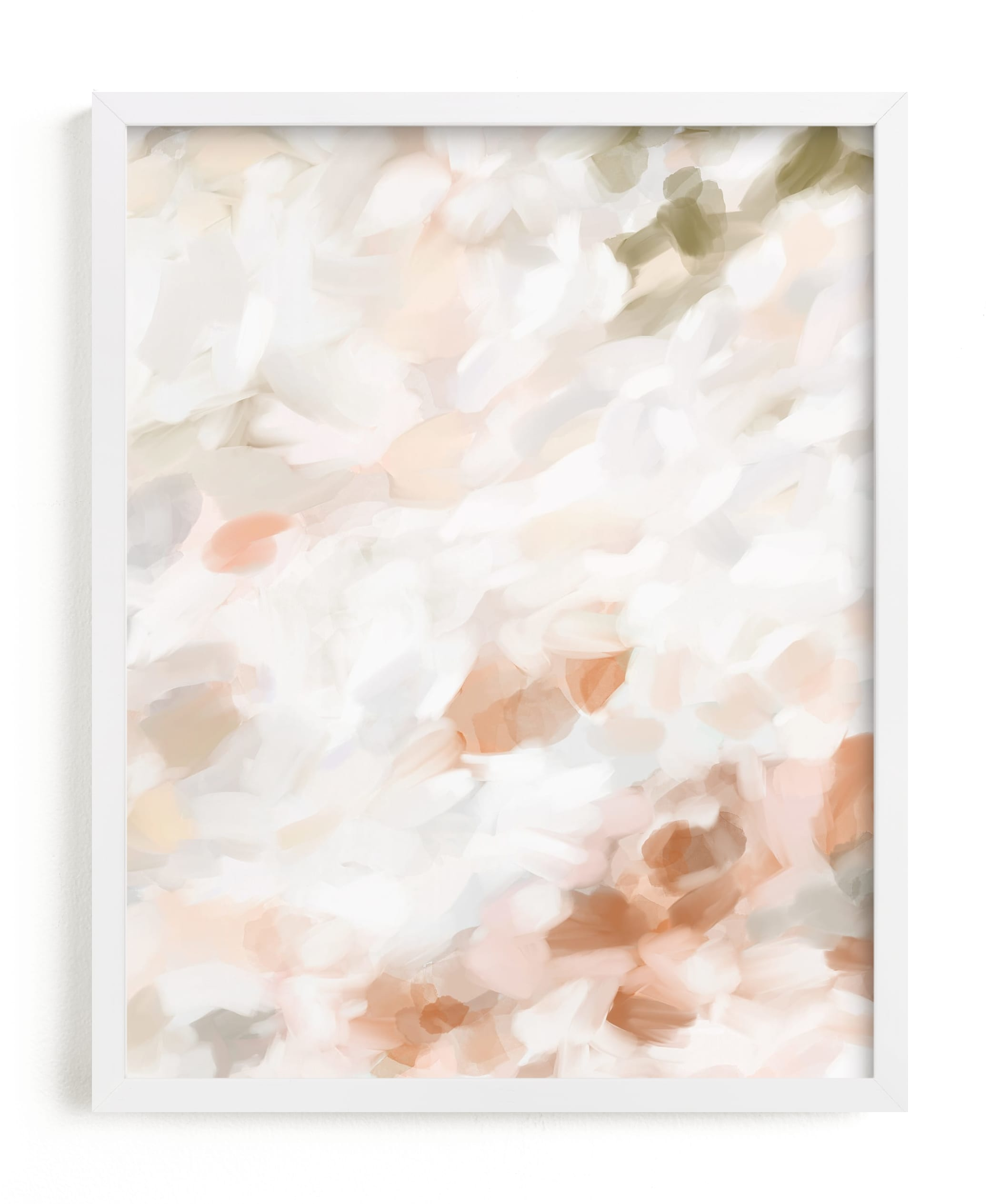 """""""Whispered 1"""" - Limited Edition Art Print by Melanie Severin in beautiful frame options and a variety of sizes."""