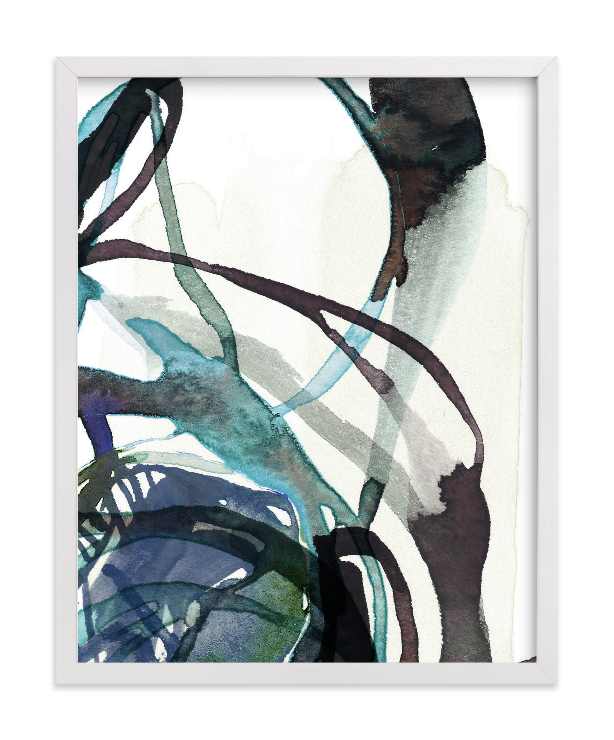"""cera no 1"" - Limited Edition Art Print by Kelly Ventura in beautiful frame options and a variety of sizes."