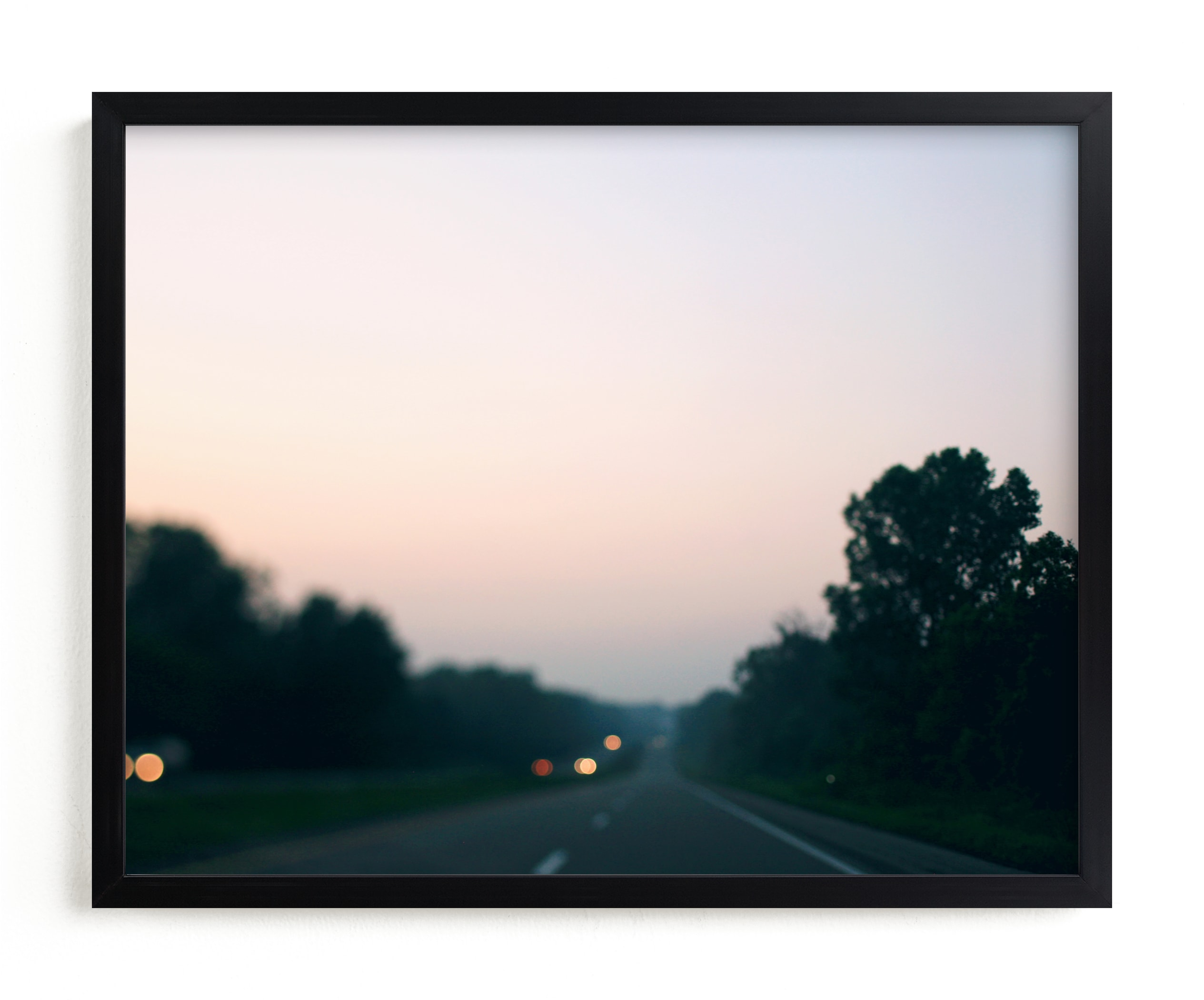 """""""Summer Haze #1"""" - Limited Edition Art Print by ALICIA BOCK in beautiful frame options and a variety of sizes."""