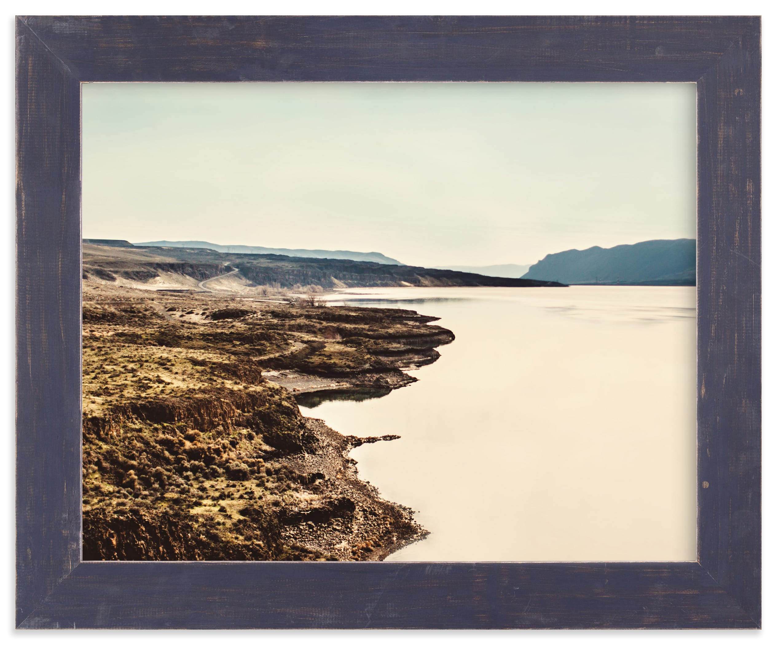 """Wandering"" - Limited Edition Art Print by Stacy Kron in beautiful frame options and a variety of sizes."
