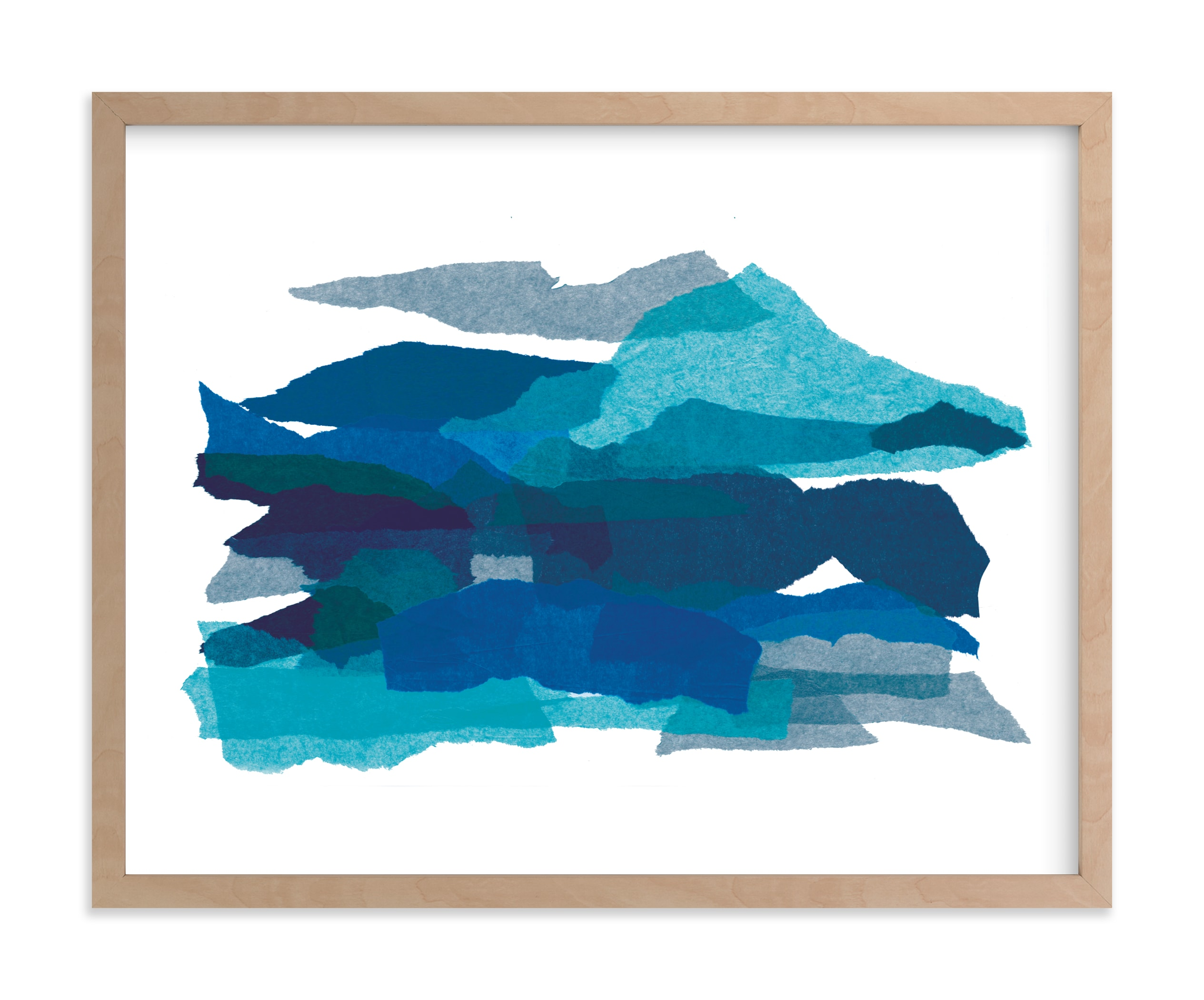 """mountain sunset one"" - Limited Edition Art Print by Carrie Moradi in beautiful frame options and a variety of sizes."