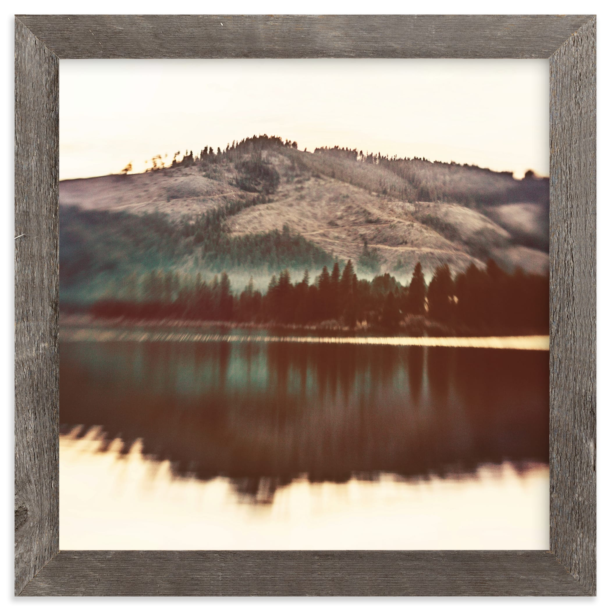 """""""Montana Respite"""" - Limited Edition Art Print by Stacy Kron in beautiful frame options and a variety of sizes."""