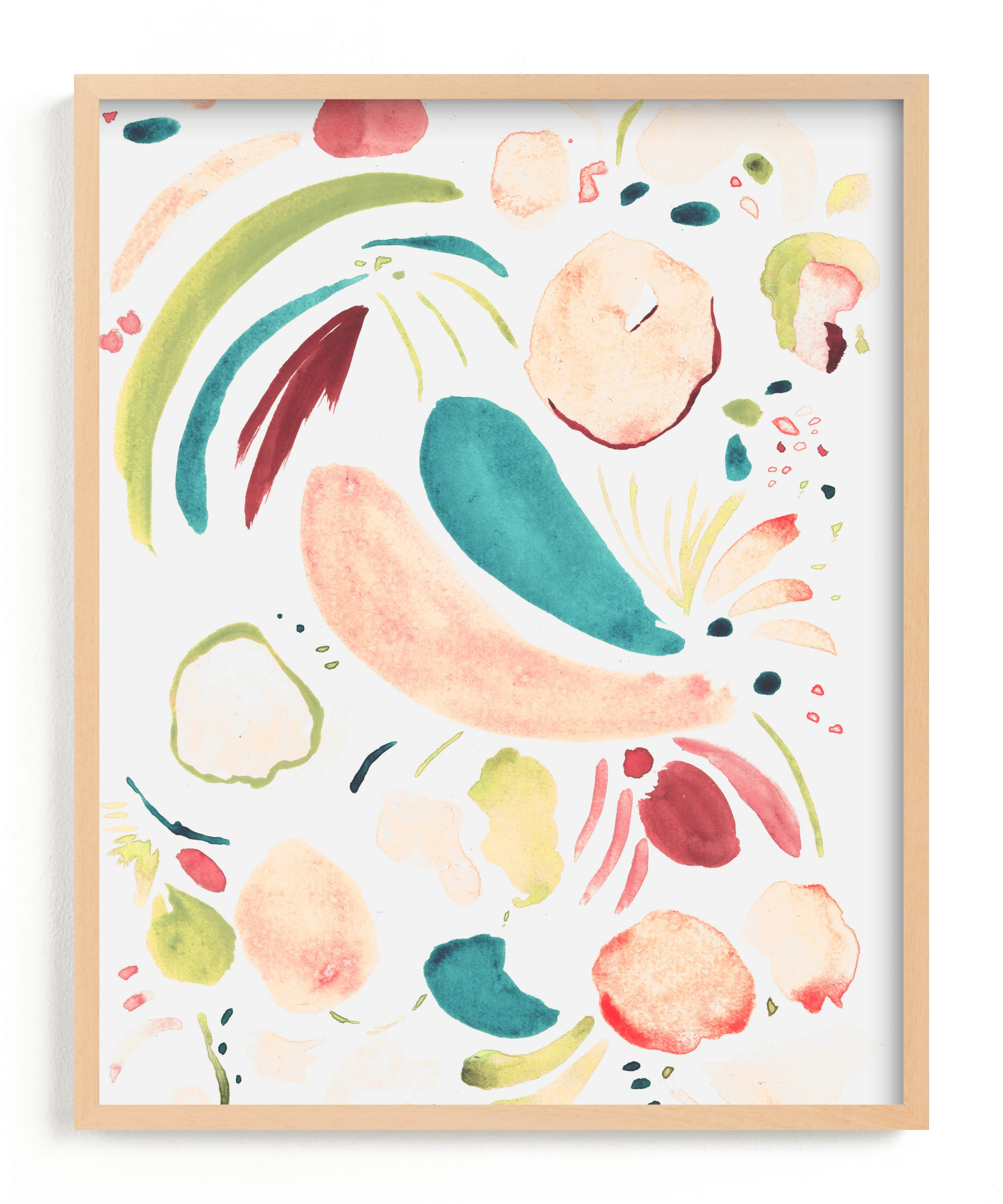 """""""Original"""" - Art Print by FERNANDA MARTINEZ in beautiful frame options and a variety of sizes."""