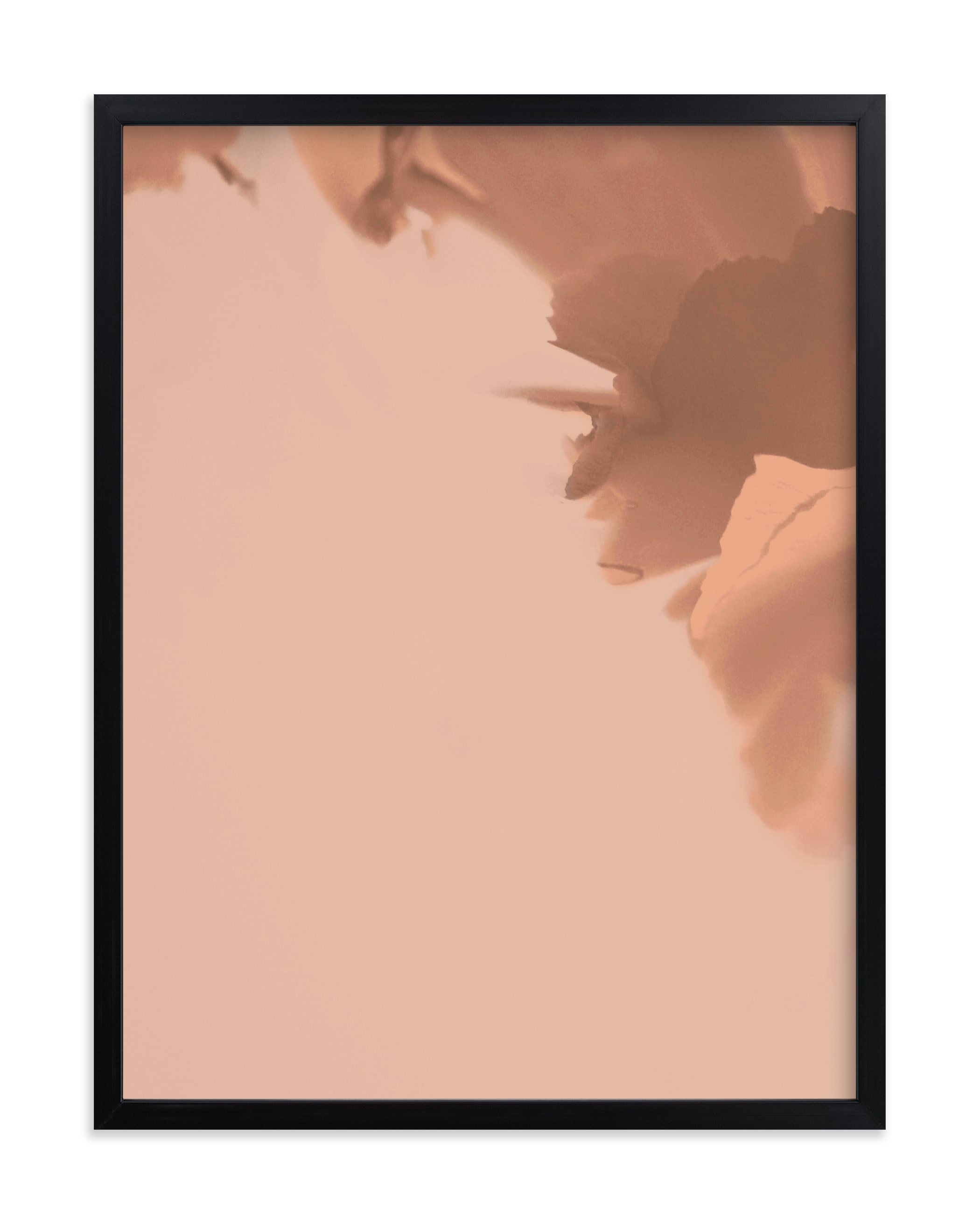 """Nature's bloom I"" - Limited Edition Art Print by Marshe Hutchinson in beautiful frame options and a variety of sizes."