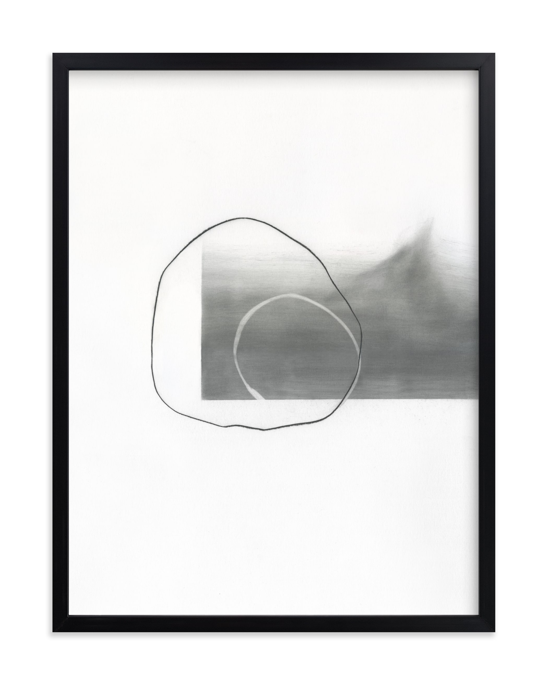 """""""Abstract drawings I"""" - Limited Edition Art Print by Kirsta Benedetti in beautiful frame options and a variety of sizes."""