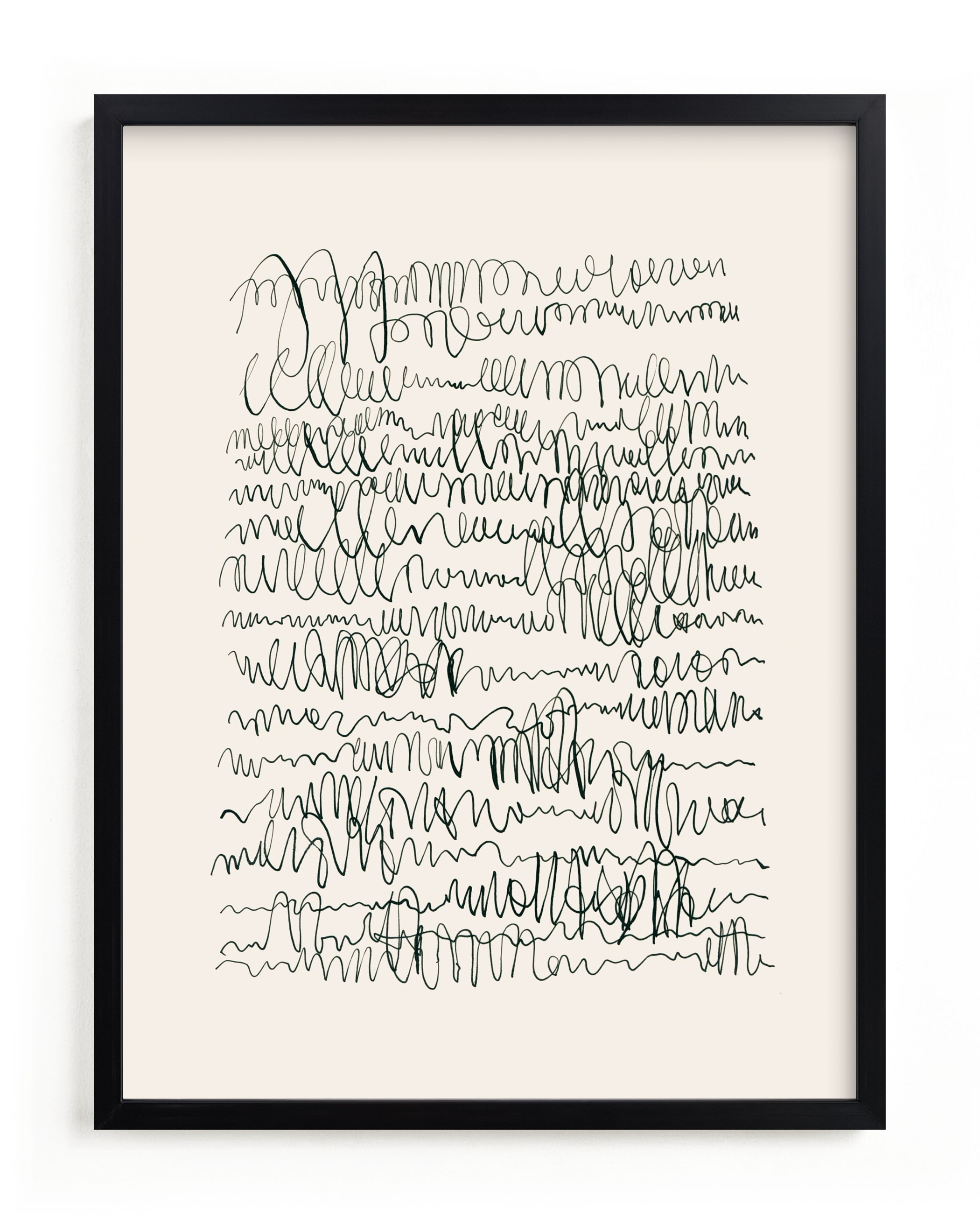 """""""Nature, you and me N.4 I"""" - Limited Edition Art Print by Catilustre in beautiful frame options and a variety of sizes."""