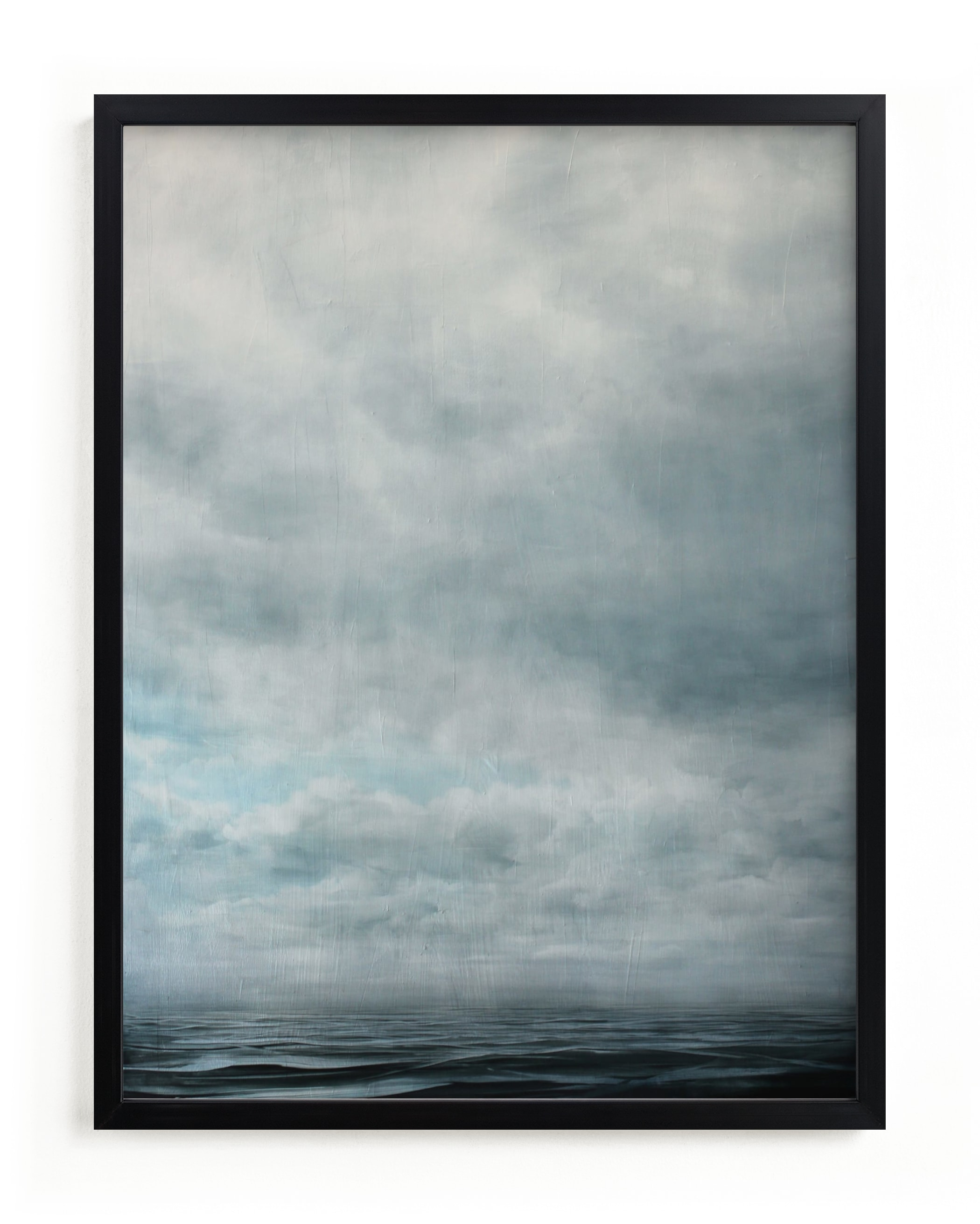 """""""A Meditation"""" - Limited Edition Art Print by Brian Sostrom in beautiful frame options and a variety of sizes."""