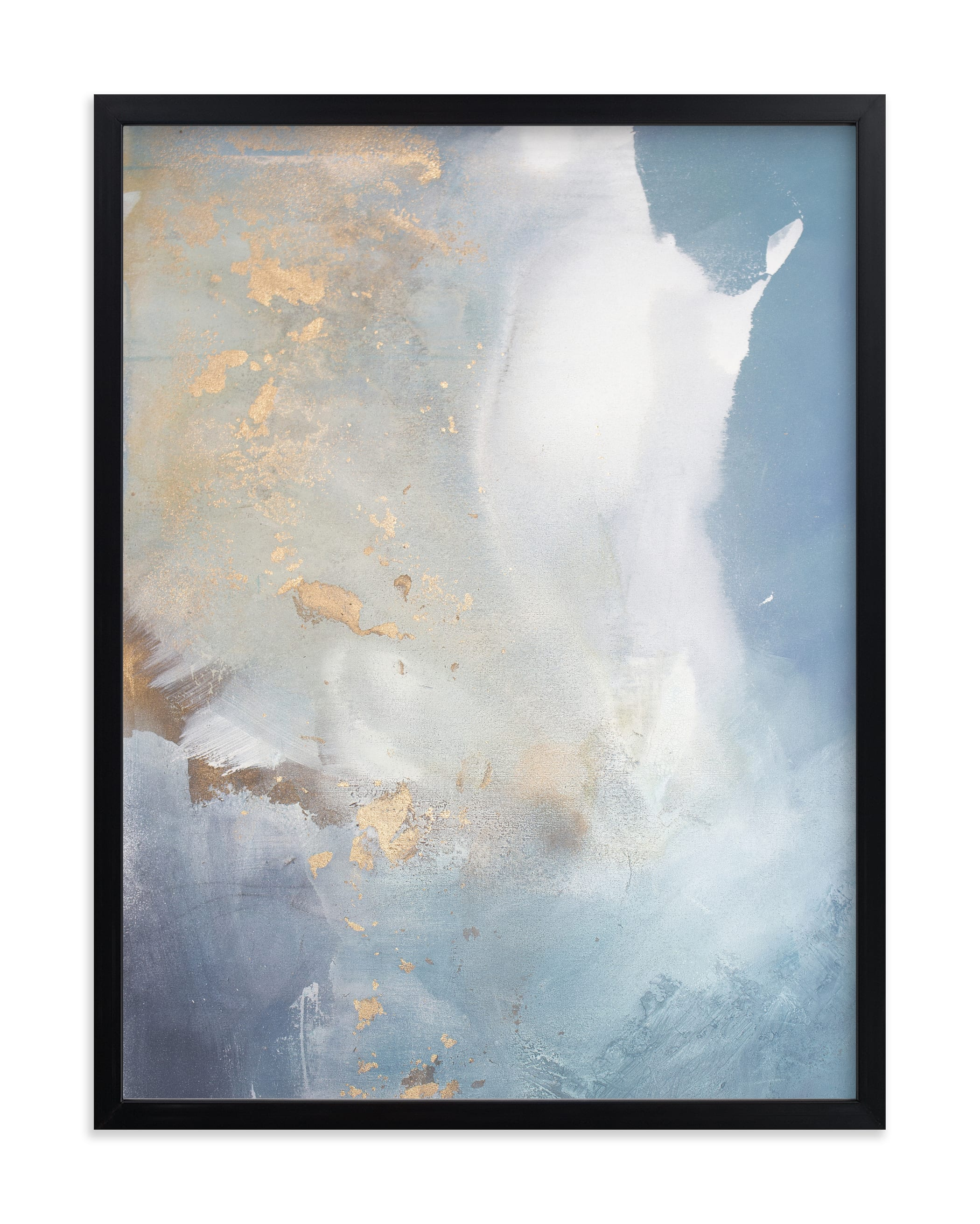 """Undertow"" - Limited Edition Art Print by Julia Contacessi in beautiful frame options and a variety of sizes."