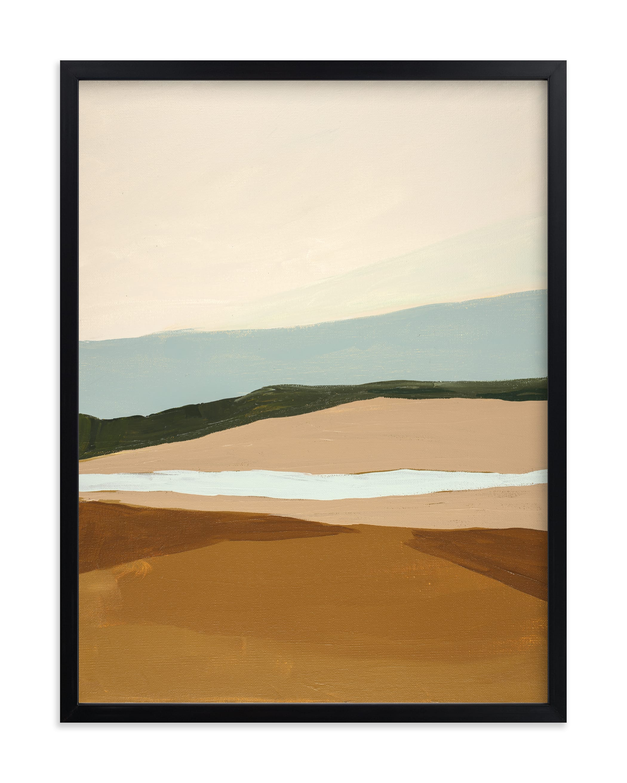 """""""View From Wilder Ranch"""" by Caryn Owen in beautiful frame options and a variety of sizes."""