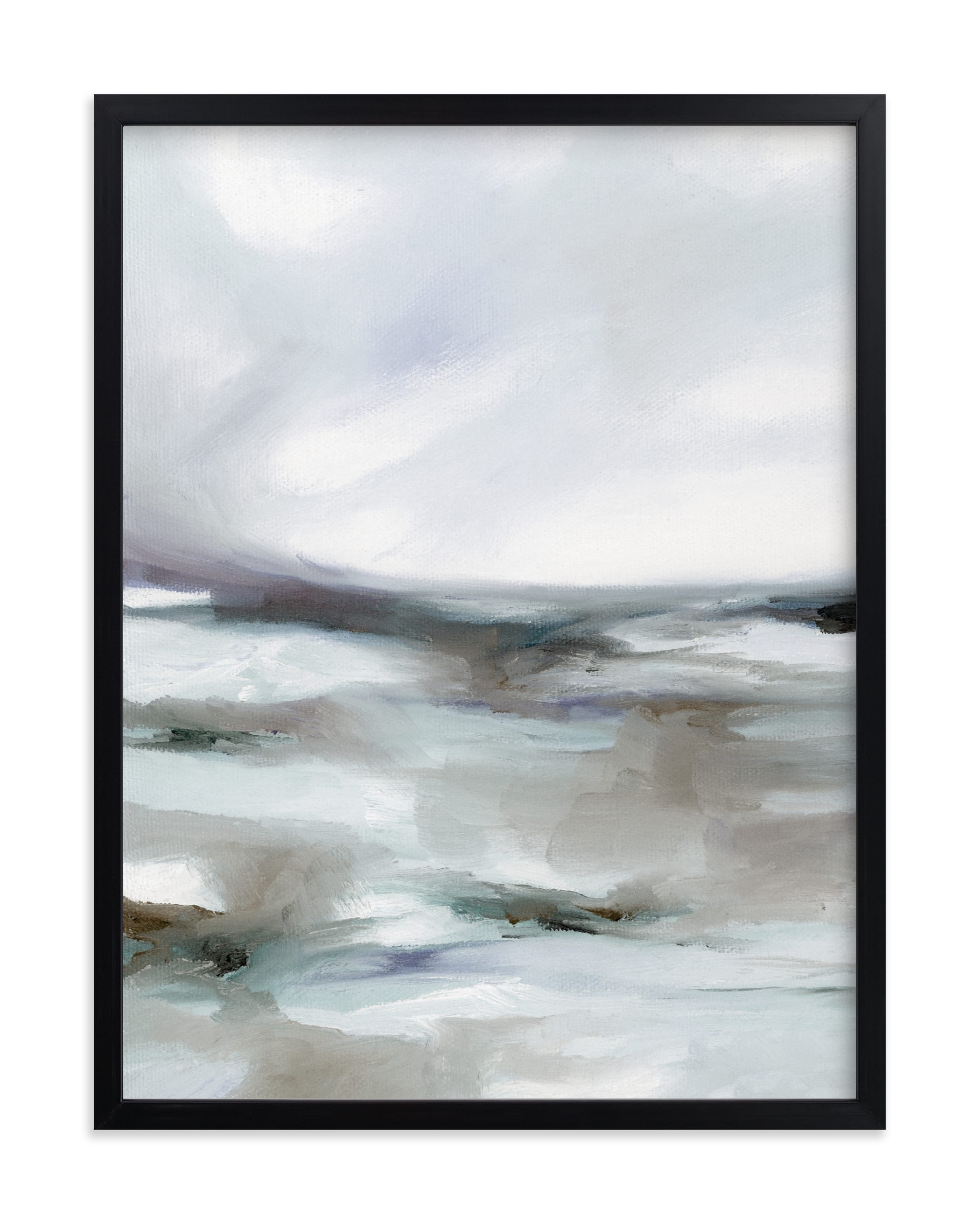 """""""Sweeping Azure I"""" by Nicoletta Savod in beautiful frame options and a variety of sizes."""