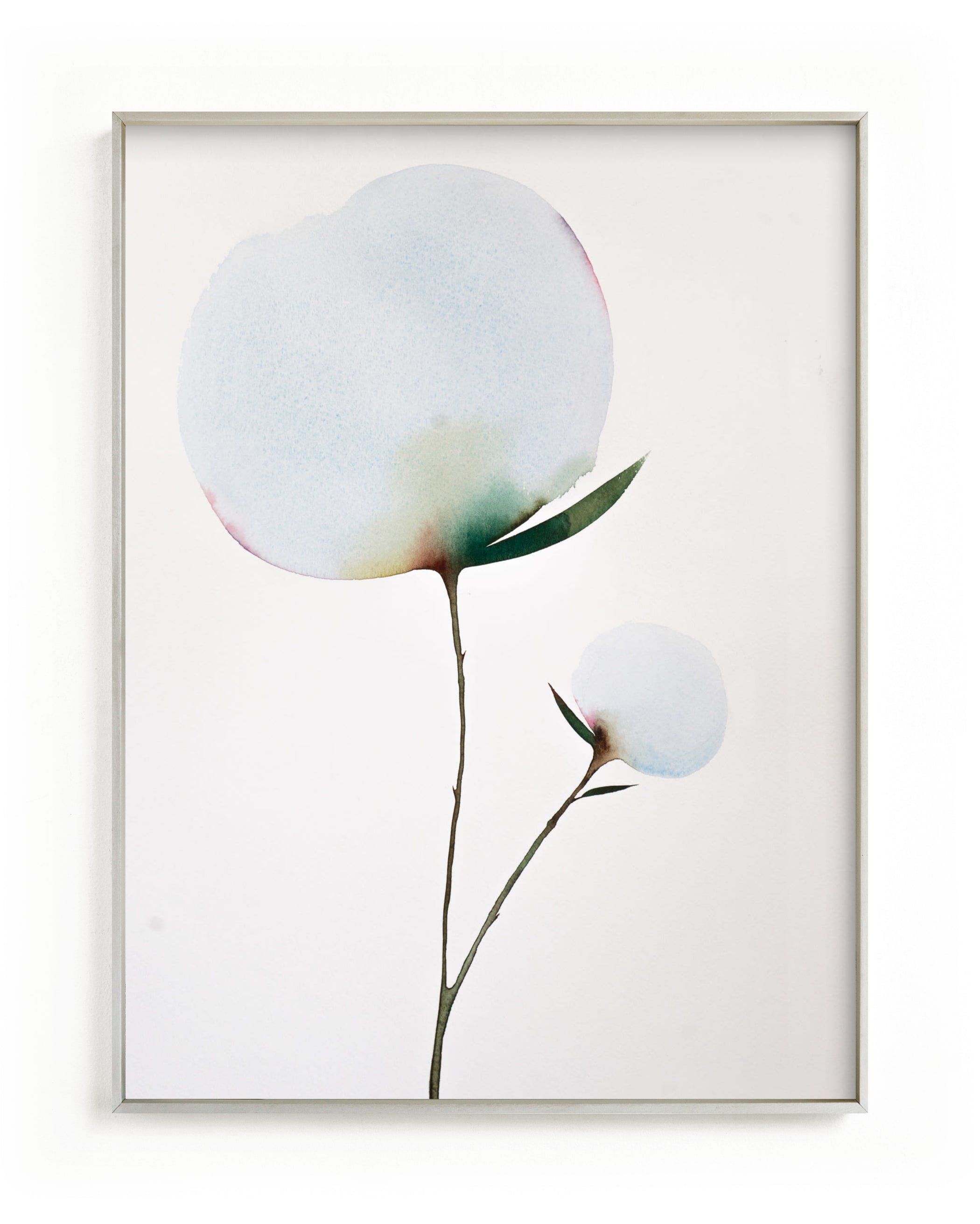 """Paran Bloom 01"" - Limited Edition Art Print by jinseikou in beautiful frame options and a variety of sizes."