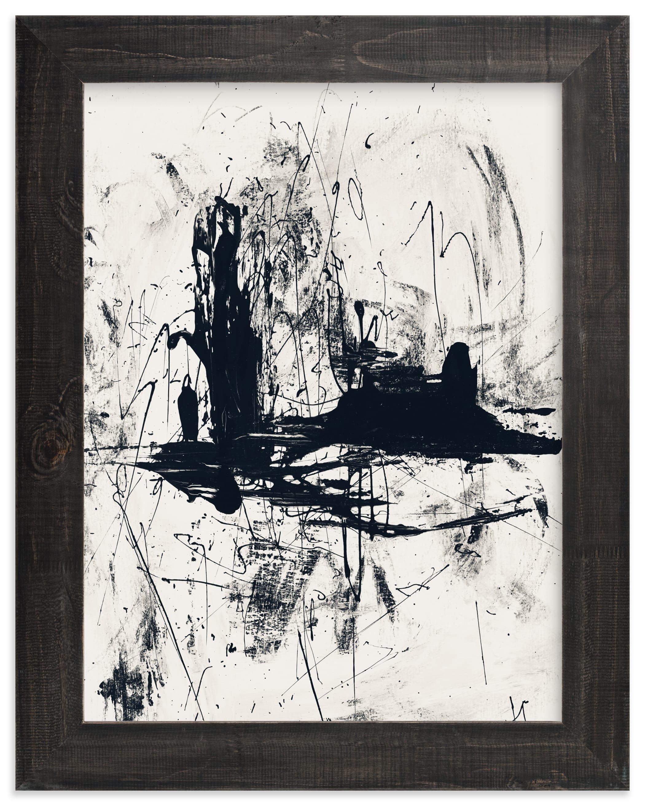 """""""Tour de Force II"""" - Limited Edition Art Print by Carmen Guedez in beautiful frame options and a variety of sizes."""