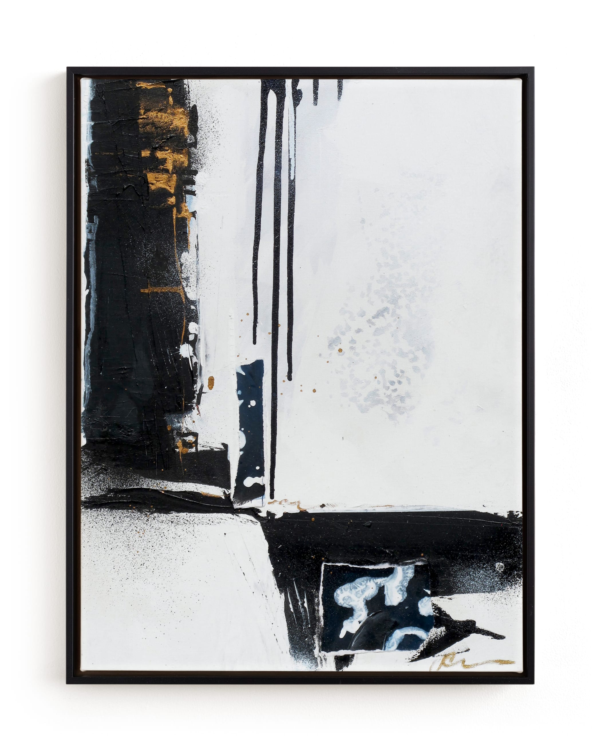 The Juncture Art Print