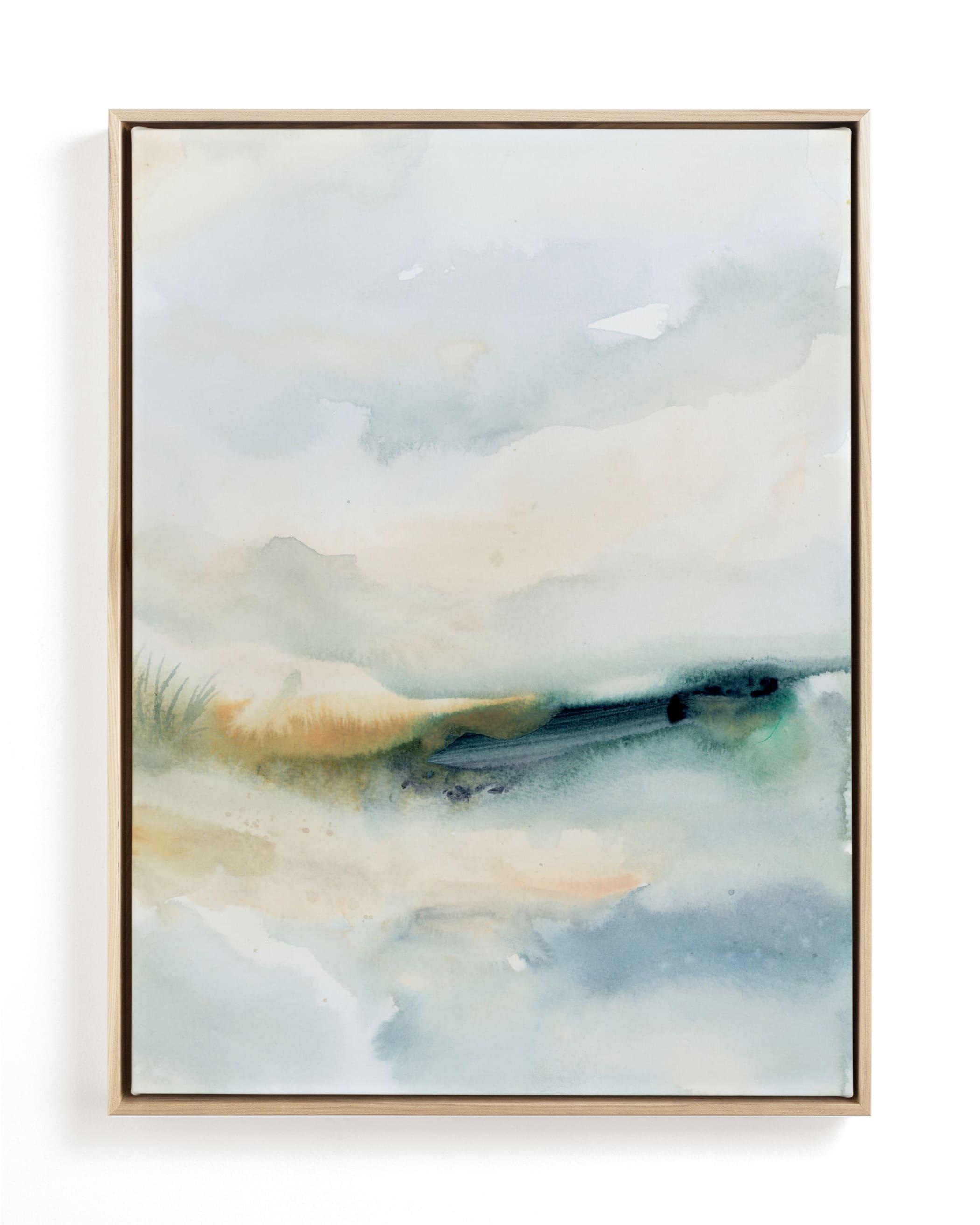 Sea Mood II Art Print