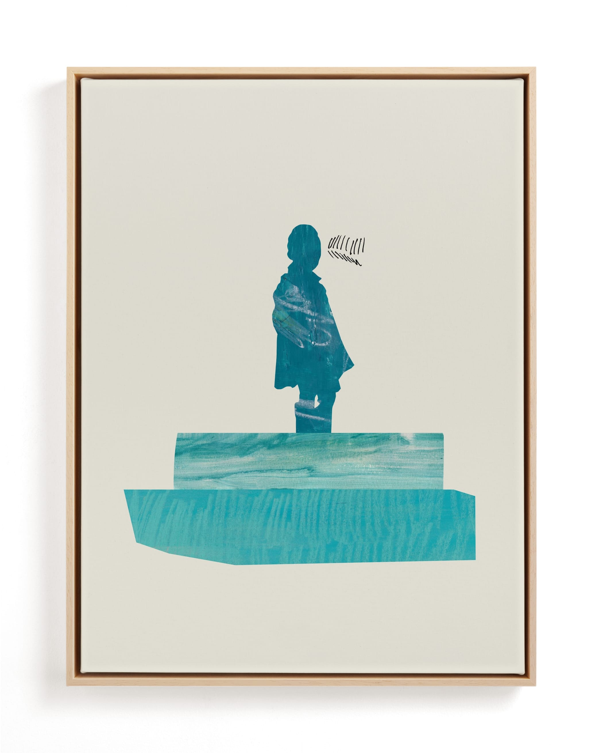 View of the Water Art Print