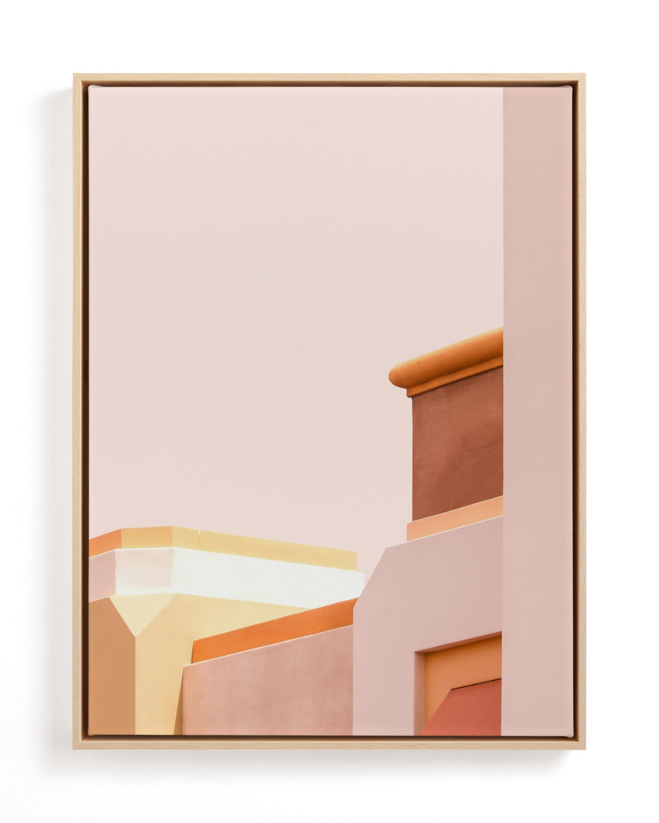 Urban Desert Series 1 Art Print