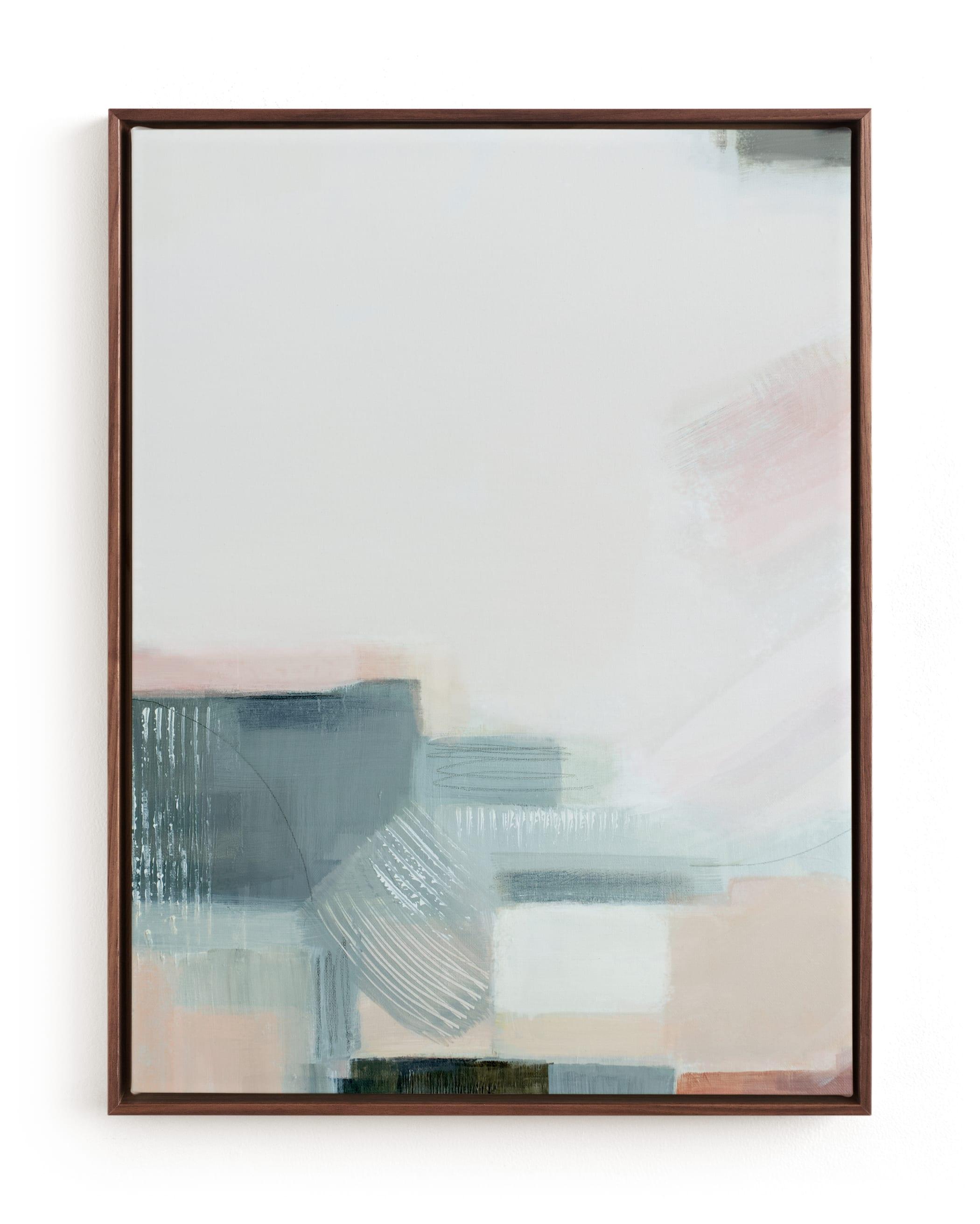 Sunset Ridge ll Wall Art Print
