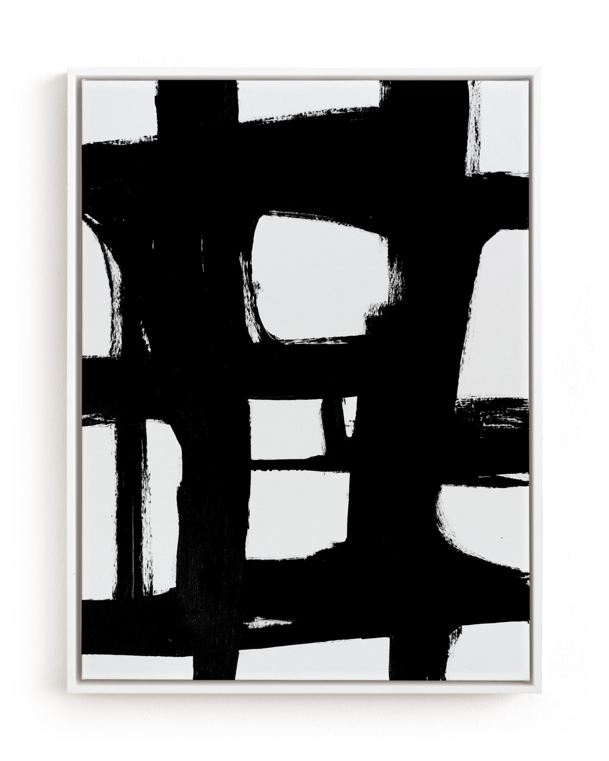 Hidden Pathways Art Print