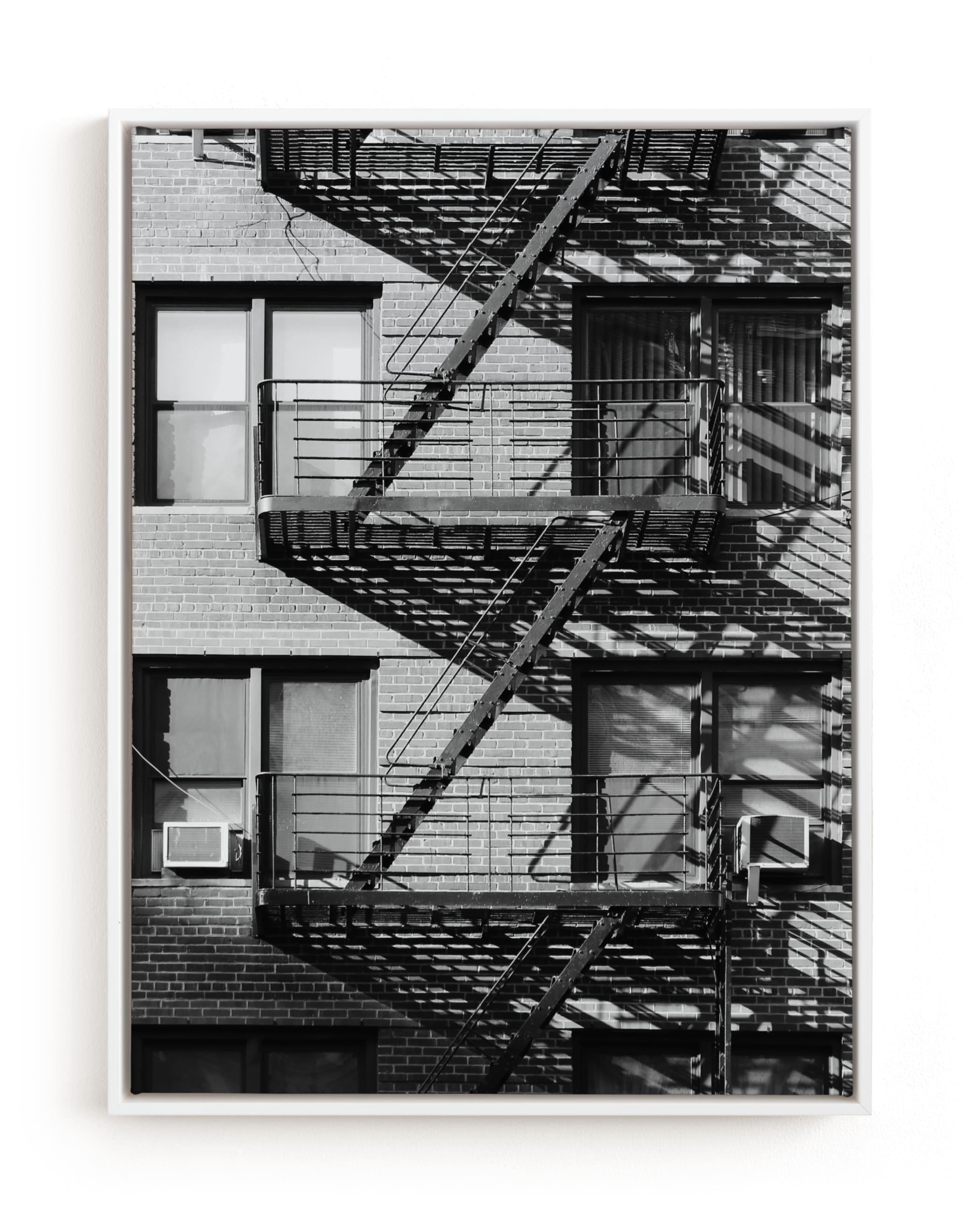 Up Down NYC Art Print