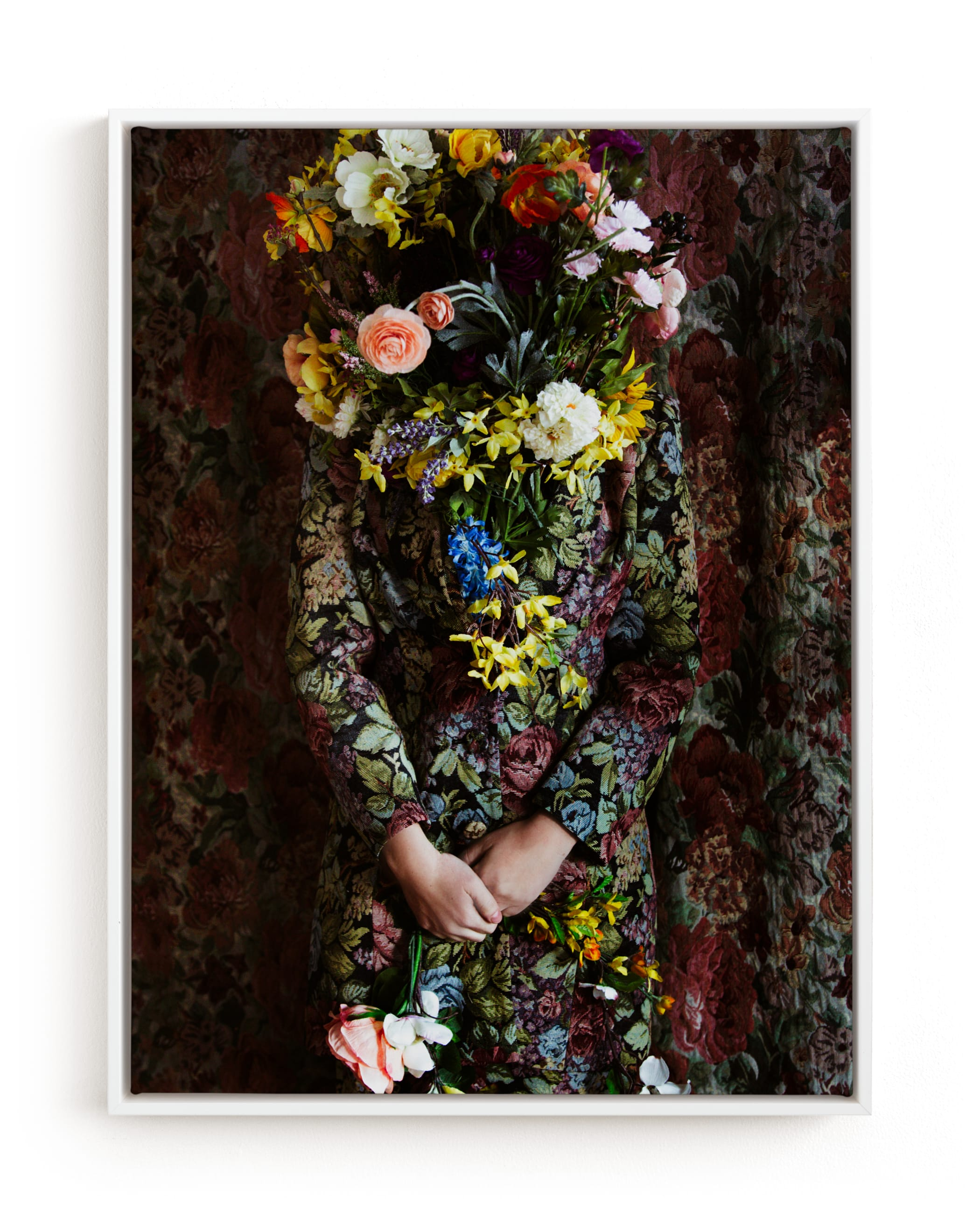Shes Blooming Art Print