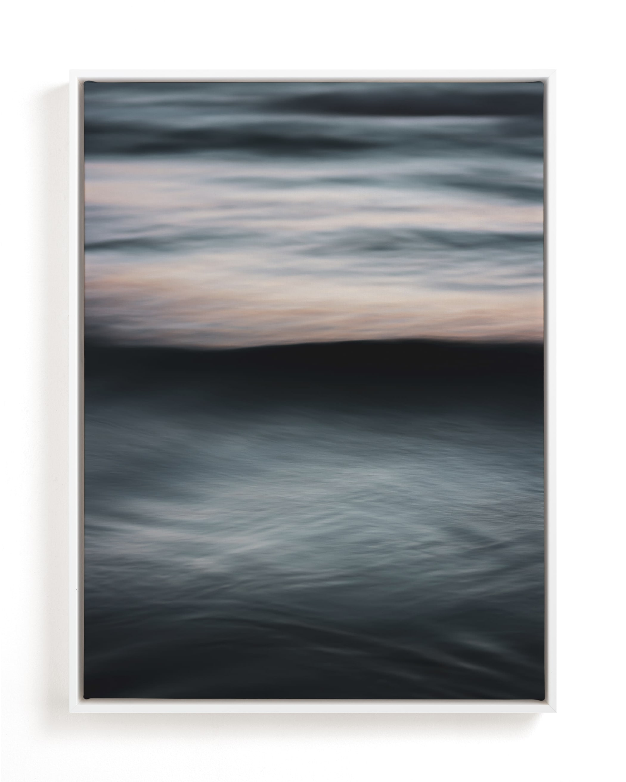 The Uniqueness of Waves XXVIII Art Print