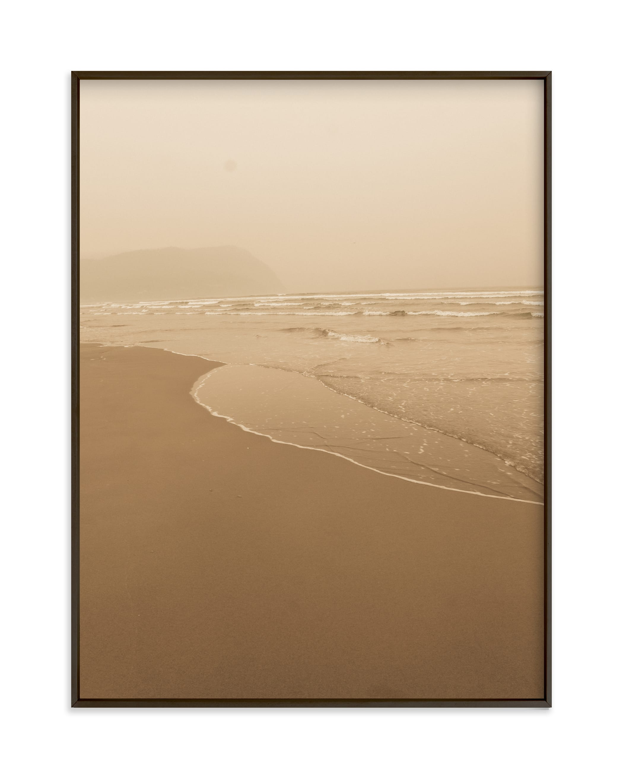 """""""Water Curves"""" - Limited Edition Art Print by Katie Buckman in beautiful frame options and a variety of sizes."""