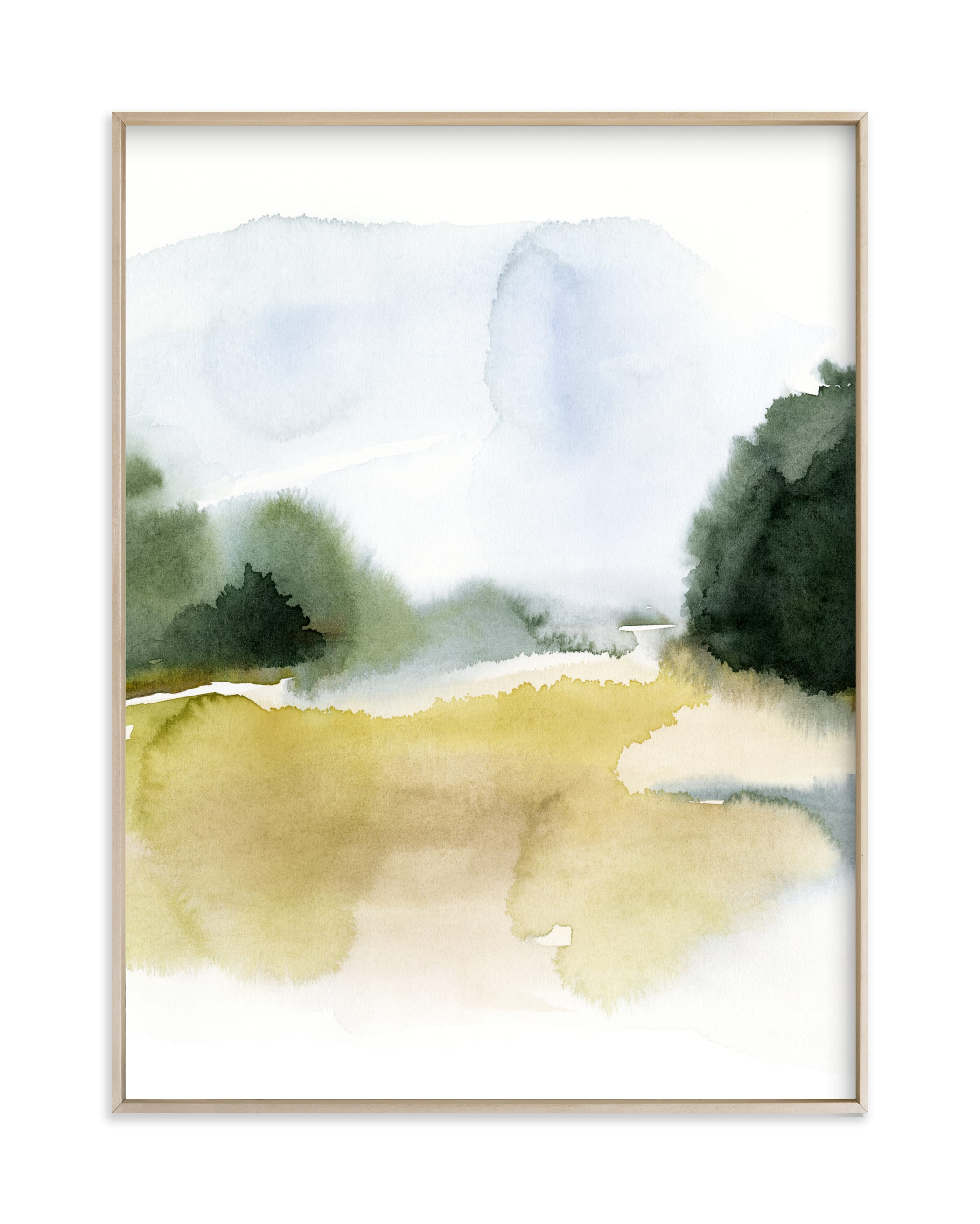 """A New Path"" - Limited Edition Art Print by Stephanie Ryan in beautiful frame options and a variety of sizes."