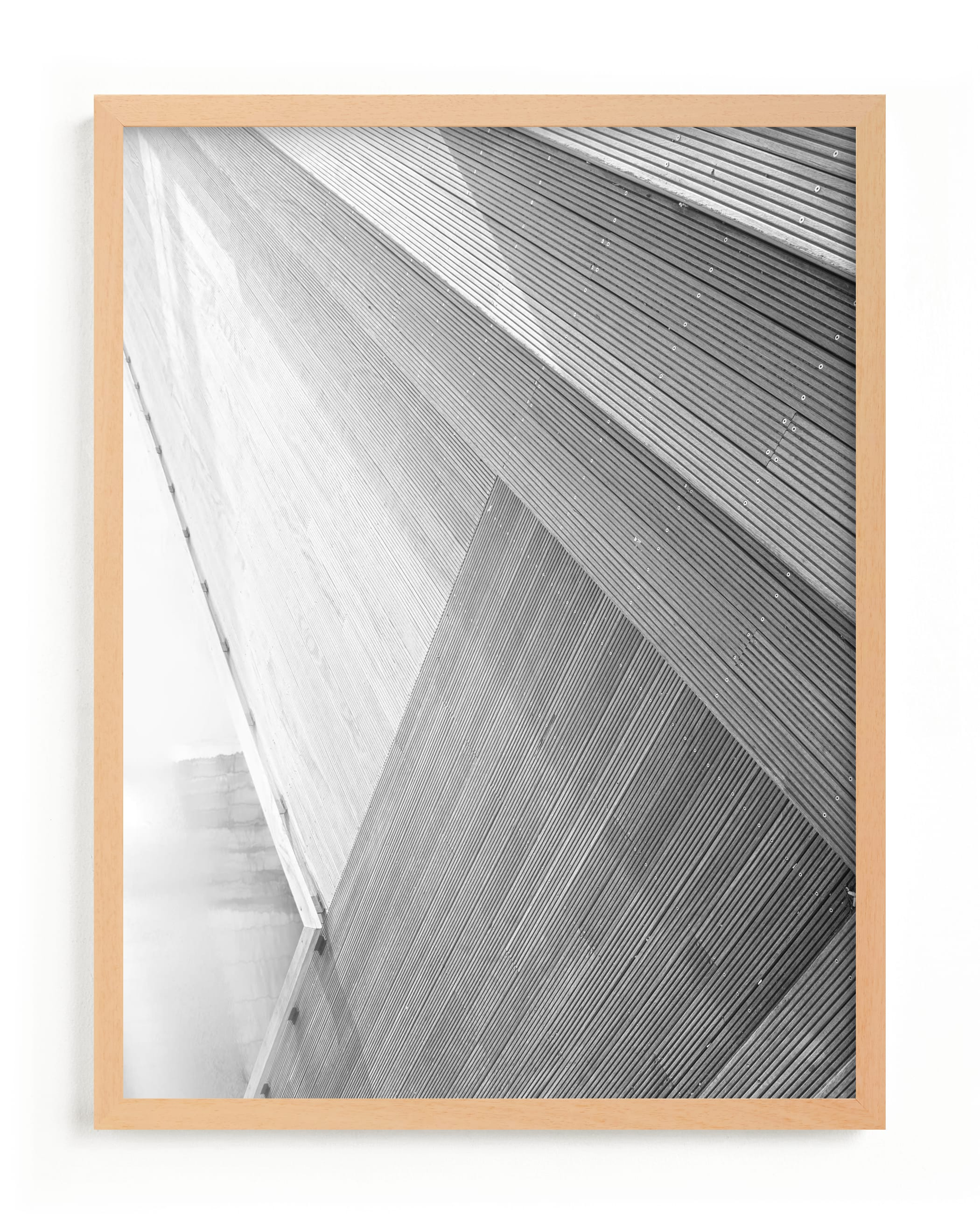 """""""Shades"""" - Limited Edition Art Print by Van Tsao in beautiful frame options and a variety of sizes."""