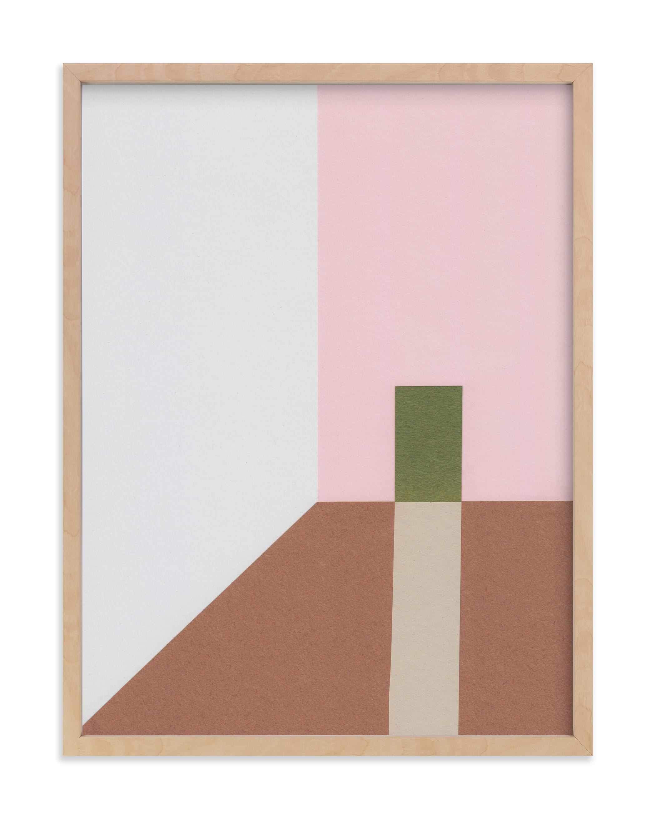 """""""Room Walls"""" - Limited Edition Art Print by Elliot Stokes in beautiful frame options and a variety of sizes."""