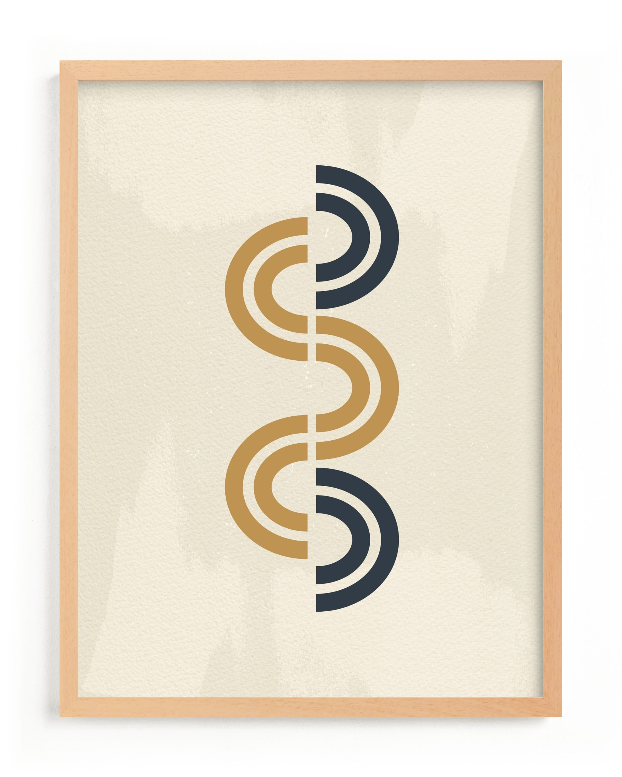 """""""Path"""" - Grownup Open Edition Non-custom Art Print by Tennie and Co. in beautiful frame options and a variety of sizes."""