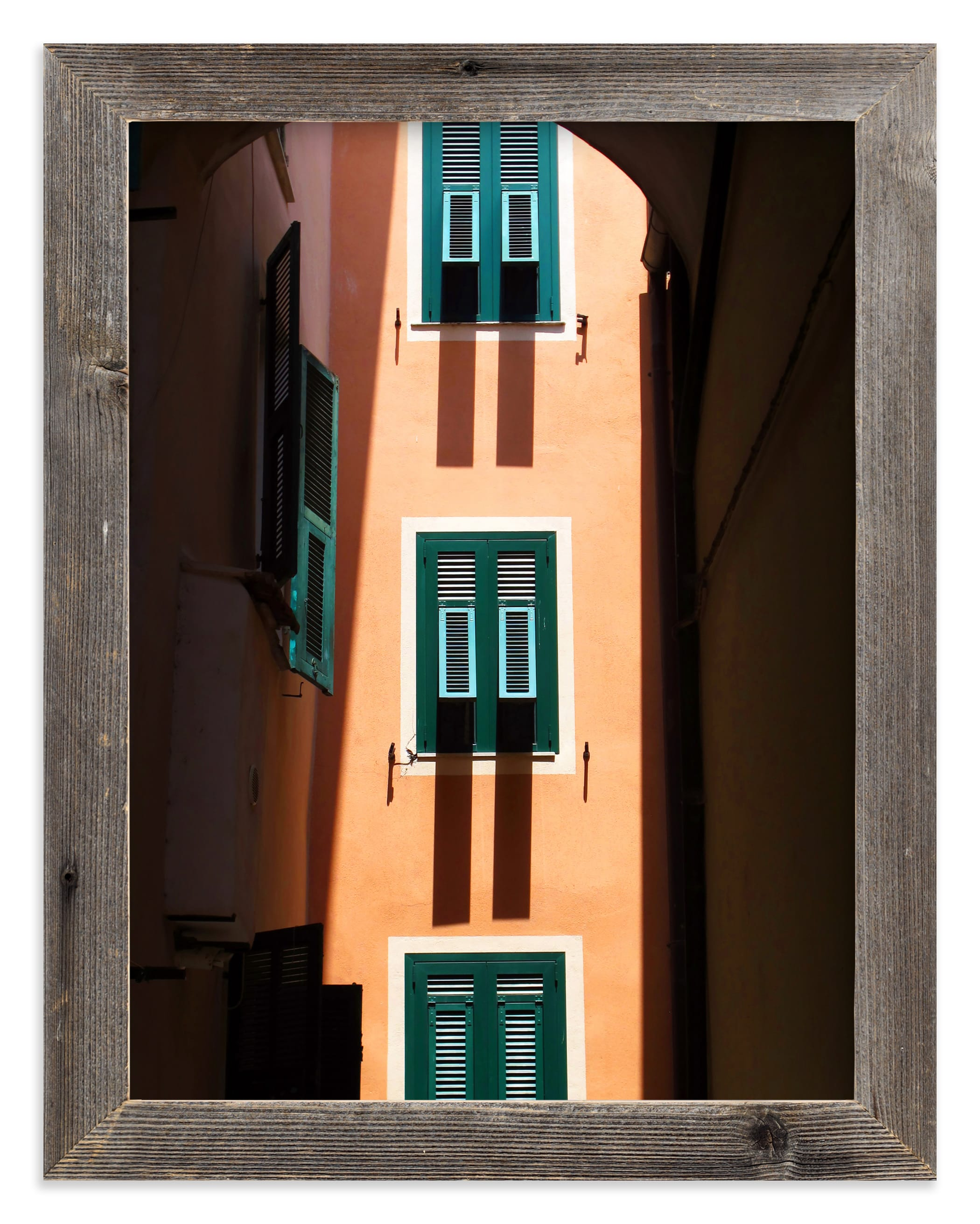 """""""Shutters"""" - Limited Edition Art Print by Paul Berthelot in beautiful frame options and a variety of sizes."""