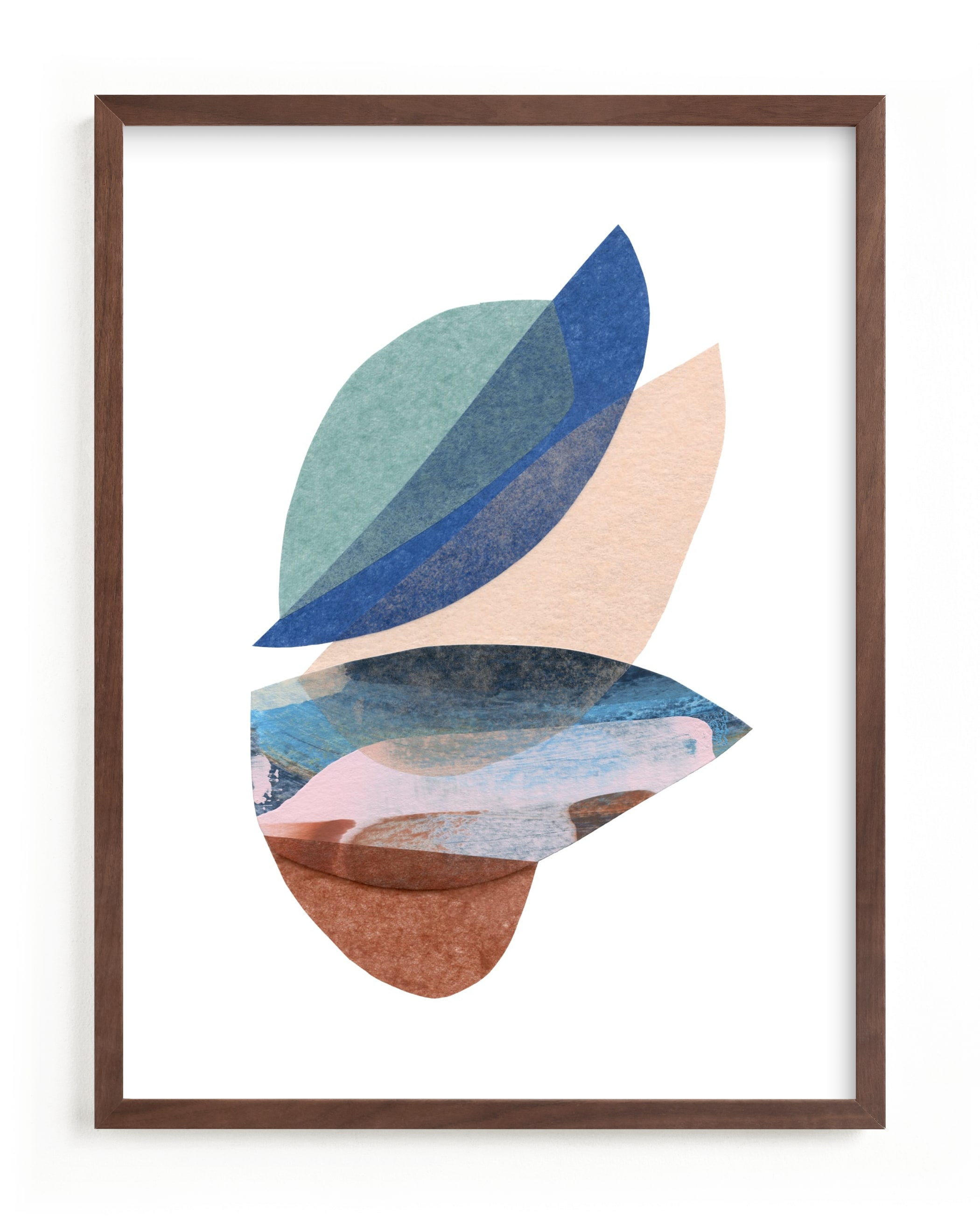 """""""tropical flora"""" - Limited Edition Art Print by Carrie Moradi in beautiful frame options and a variety of sizes."""