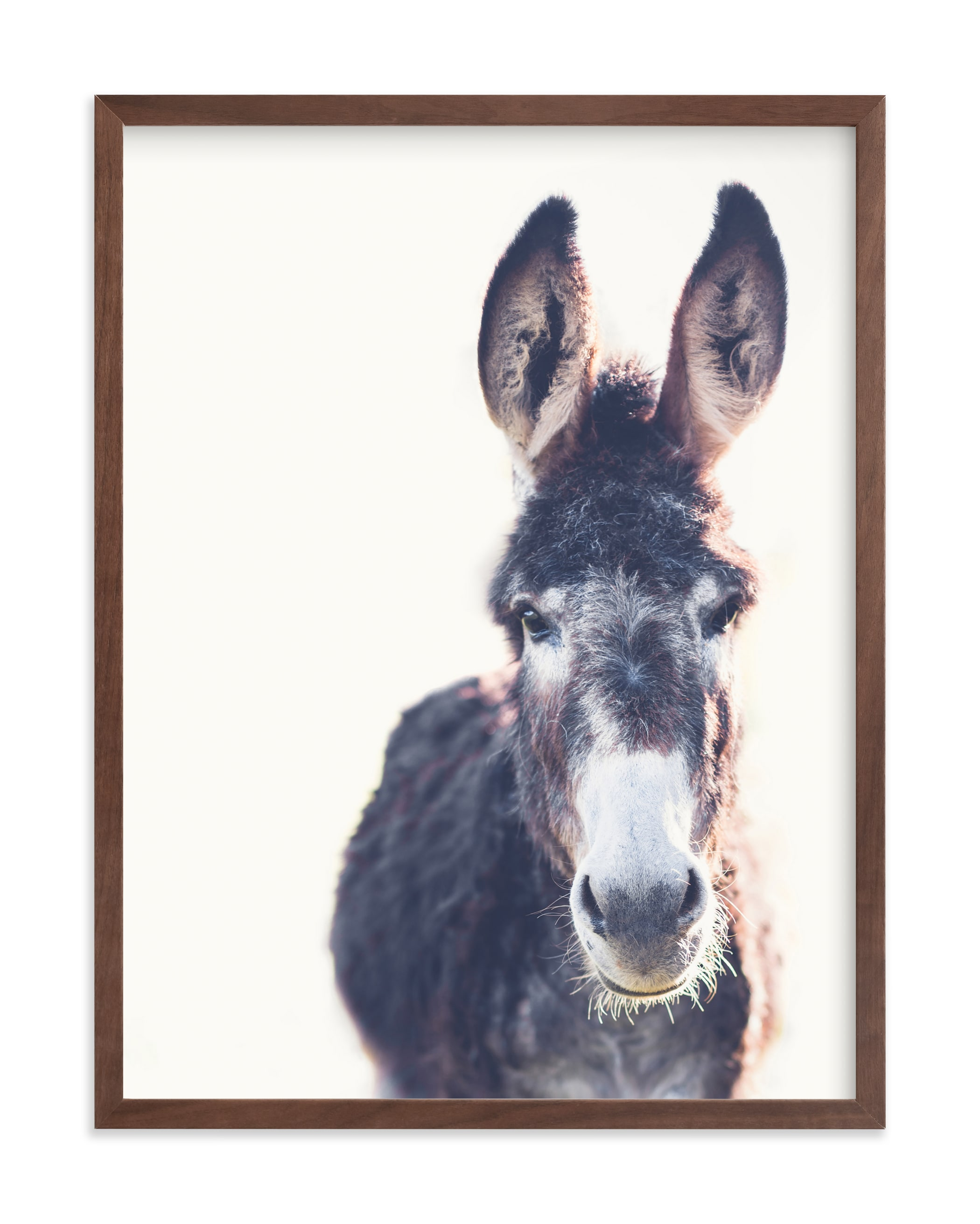 """""""Jenny"""" - Grownup Open Edition Non-custom Art Print by Melinda Denison in beautiful frame options and a variety of sizes."""