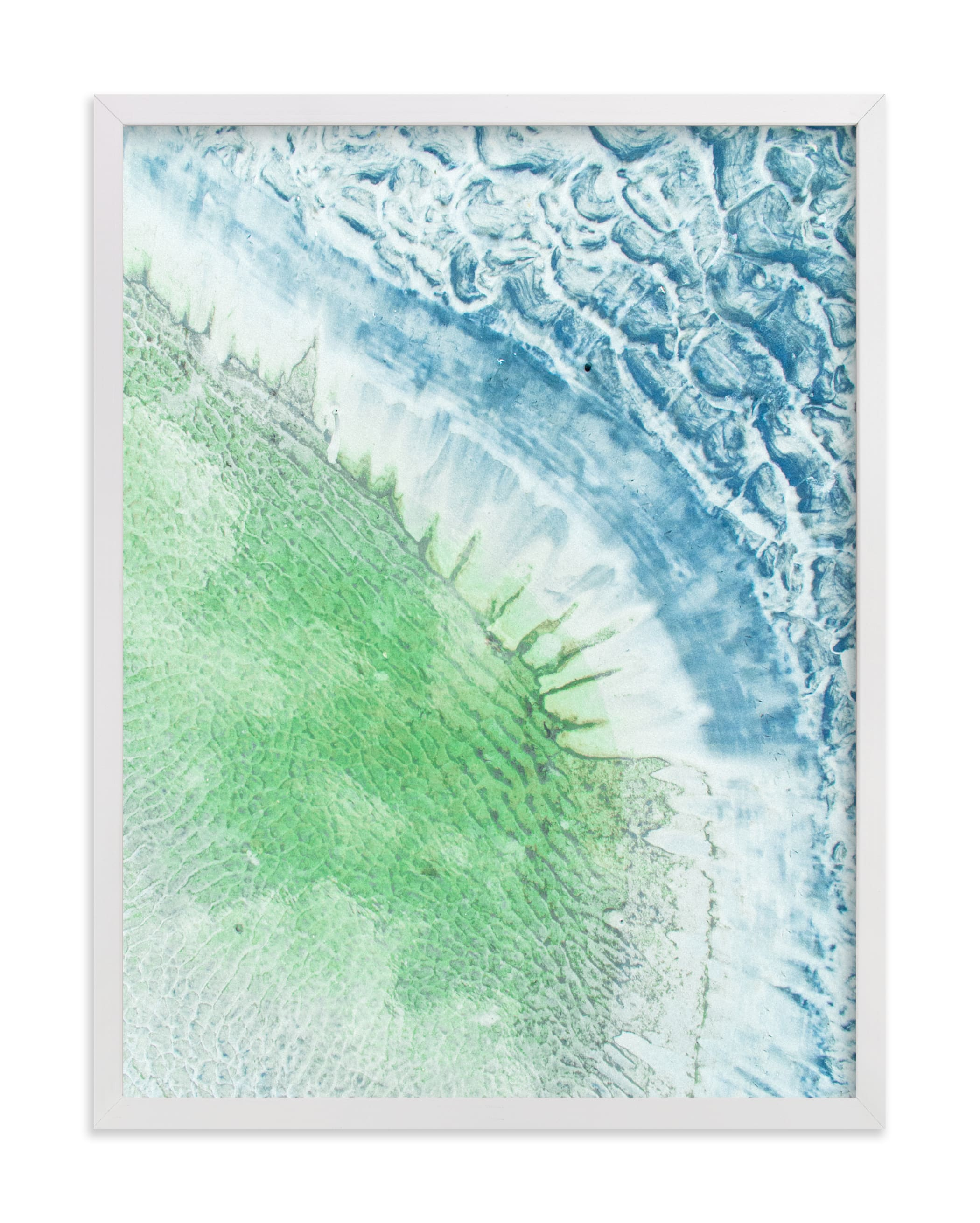 sandbar Wall Art Print
