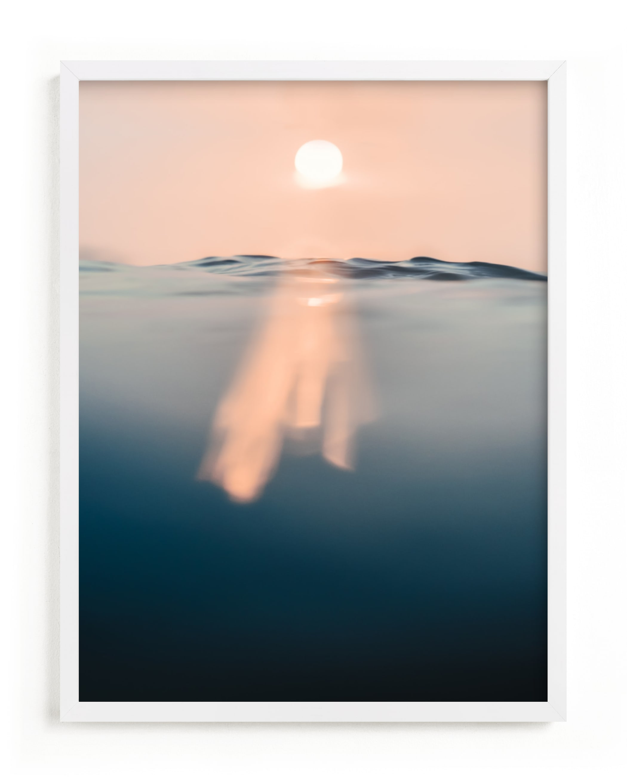 """""""Through"""" - Limited Edition Art Print by Kamala Nahas in beautiful frame options and a variety of sizes."""