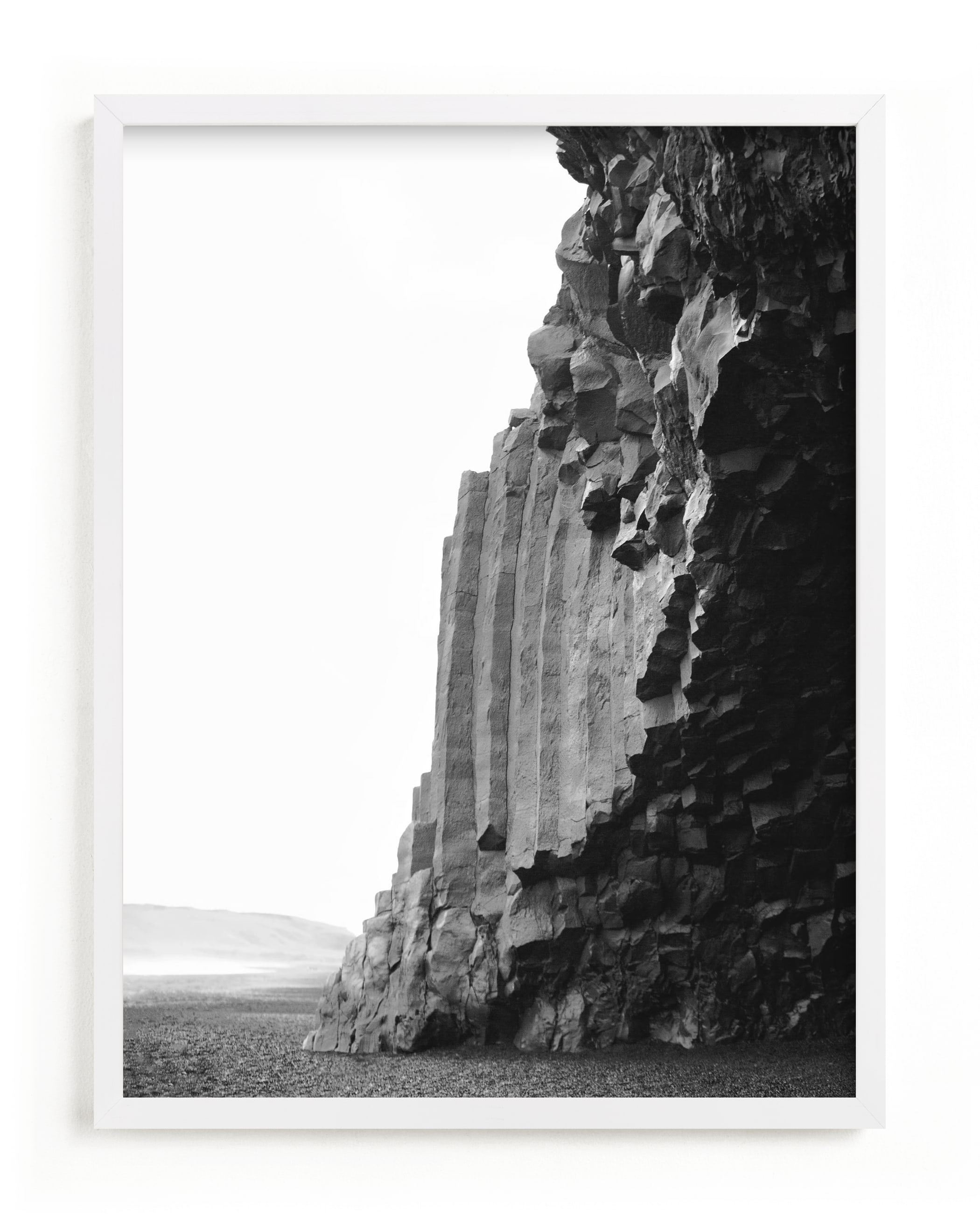"""basalt"" - Limited Edition Art Print by Alicia Abla in beautiful frame options and a variety of sizes."