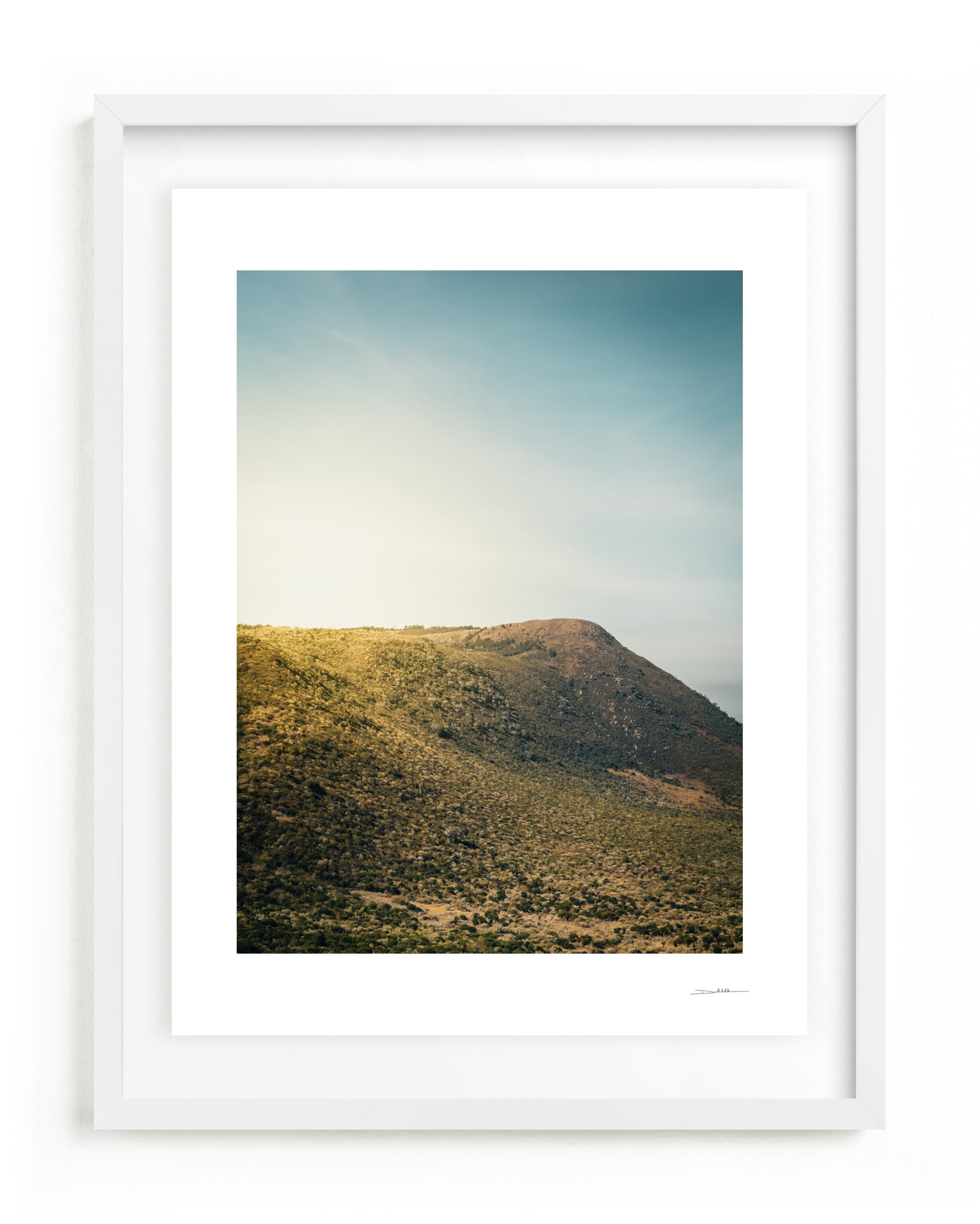 Great Rift Valley II Wall Art Print