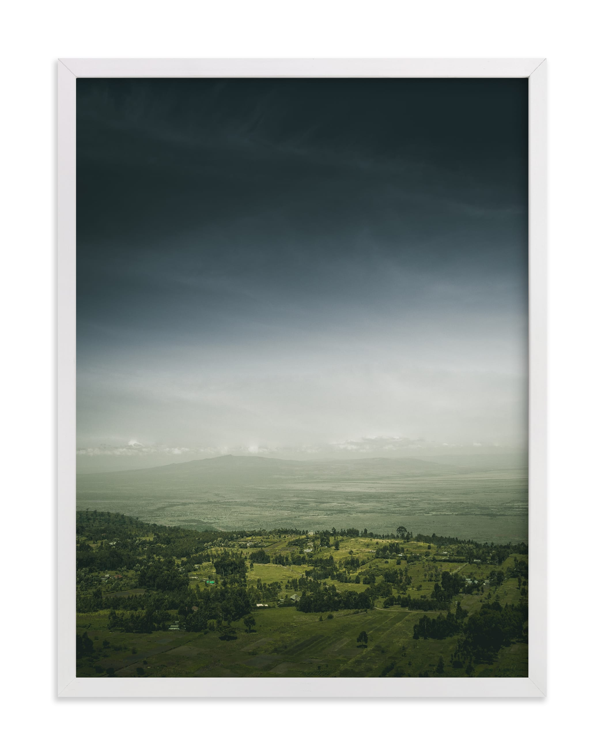 Moodscape Wall Art Print