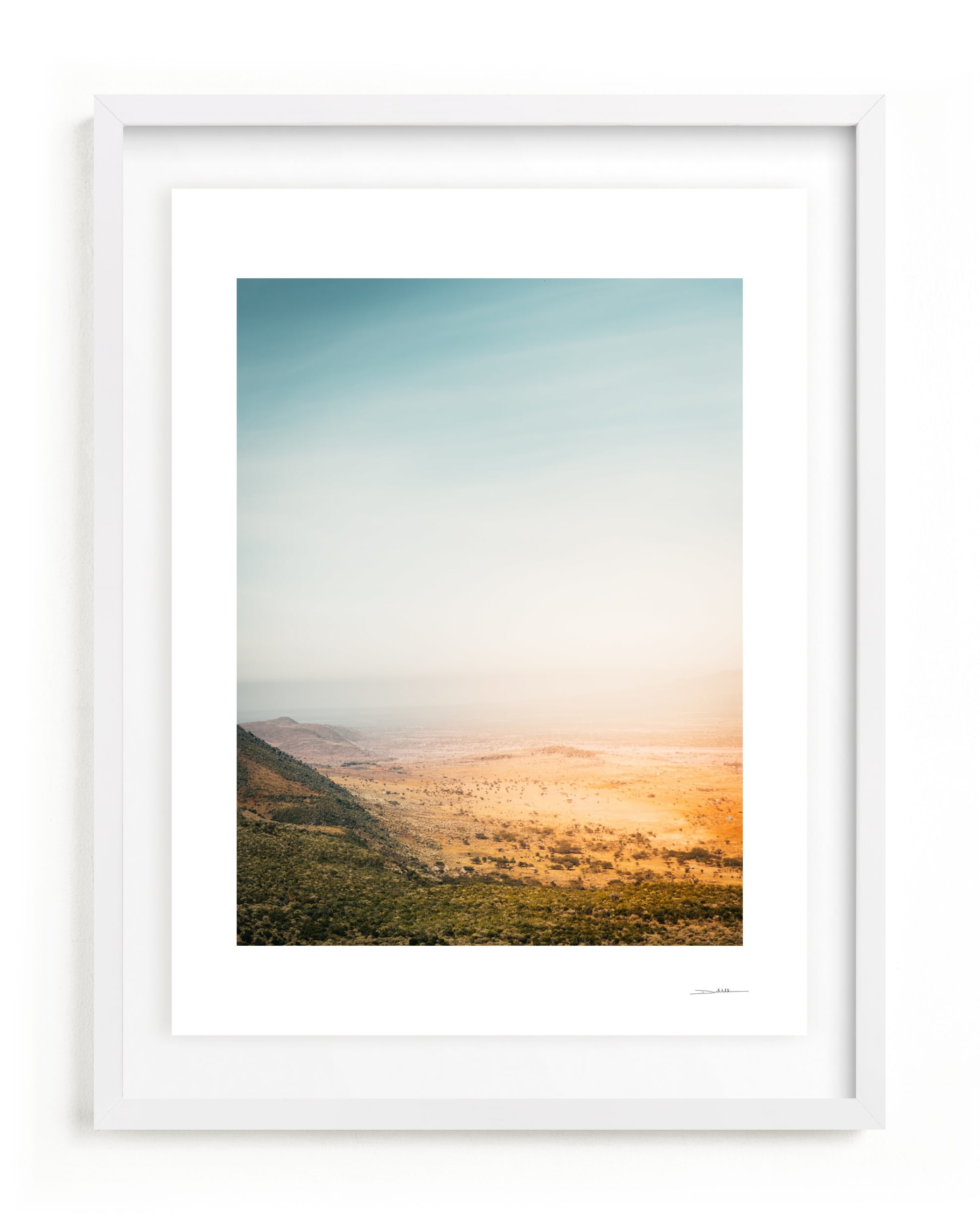 Great Rift Valley I Wall Art Print