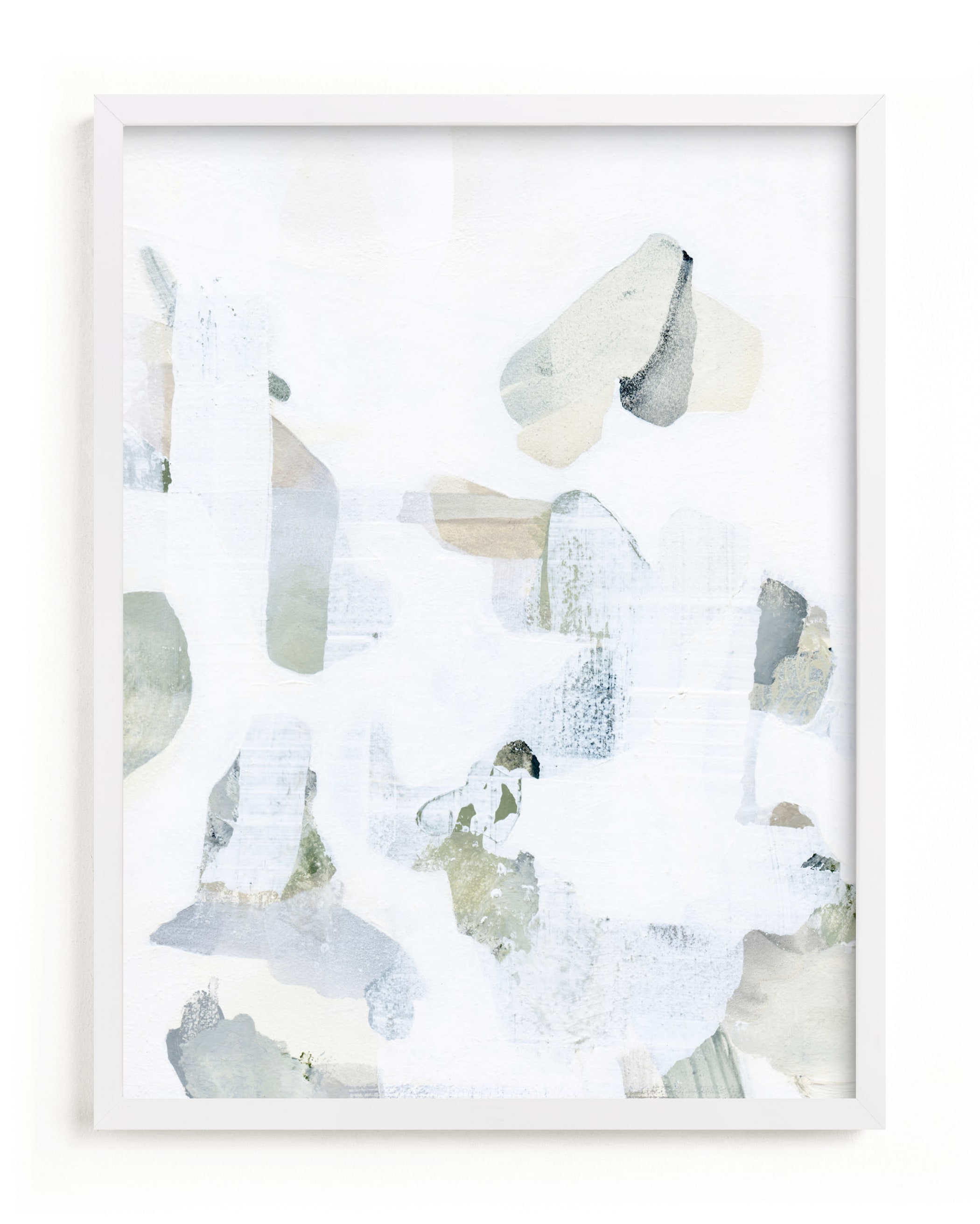 """""""Fragment"""" - Limited Edition Art Print by Ashleigh Ninos in beautiful frame options and a variety of sizes."""