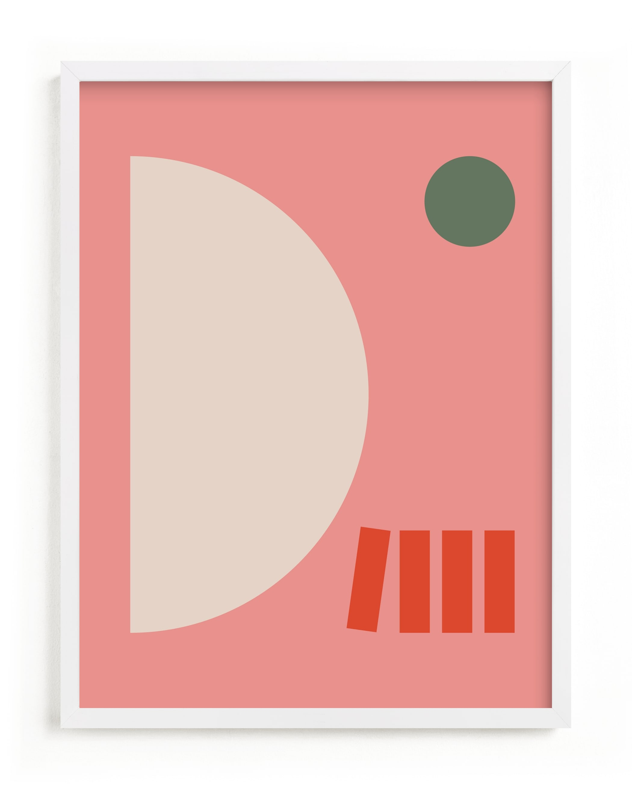 """""""Giulietta"""" - Limited Edition Art Print by Alex Roda in beautiful frame options and a variety of sizes."""