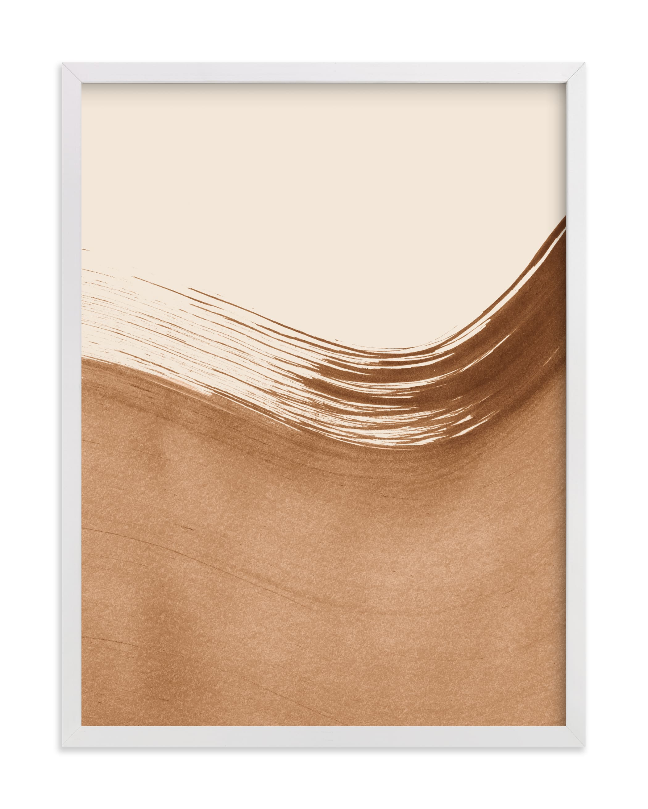 """""""Boundary No. 2"""" - Limited Edition Art Print by Melissa Selmin in beautiful frame options and a variety of sizes."""