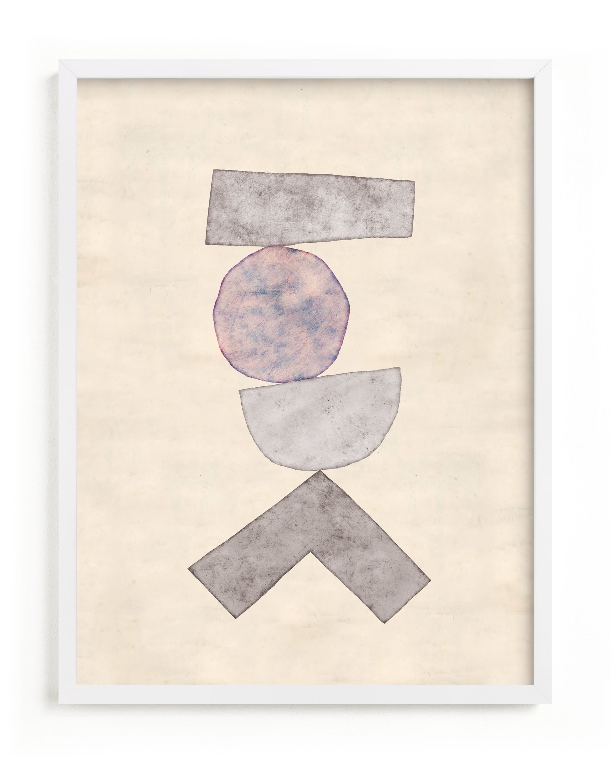 """""""Tipping Point"""" - Limited Edition Art Print by Kara Kosaka in beautiful frame options and a variety of sizes."""