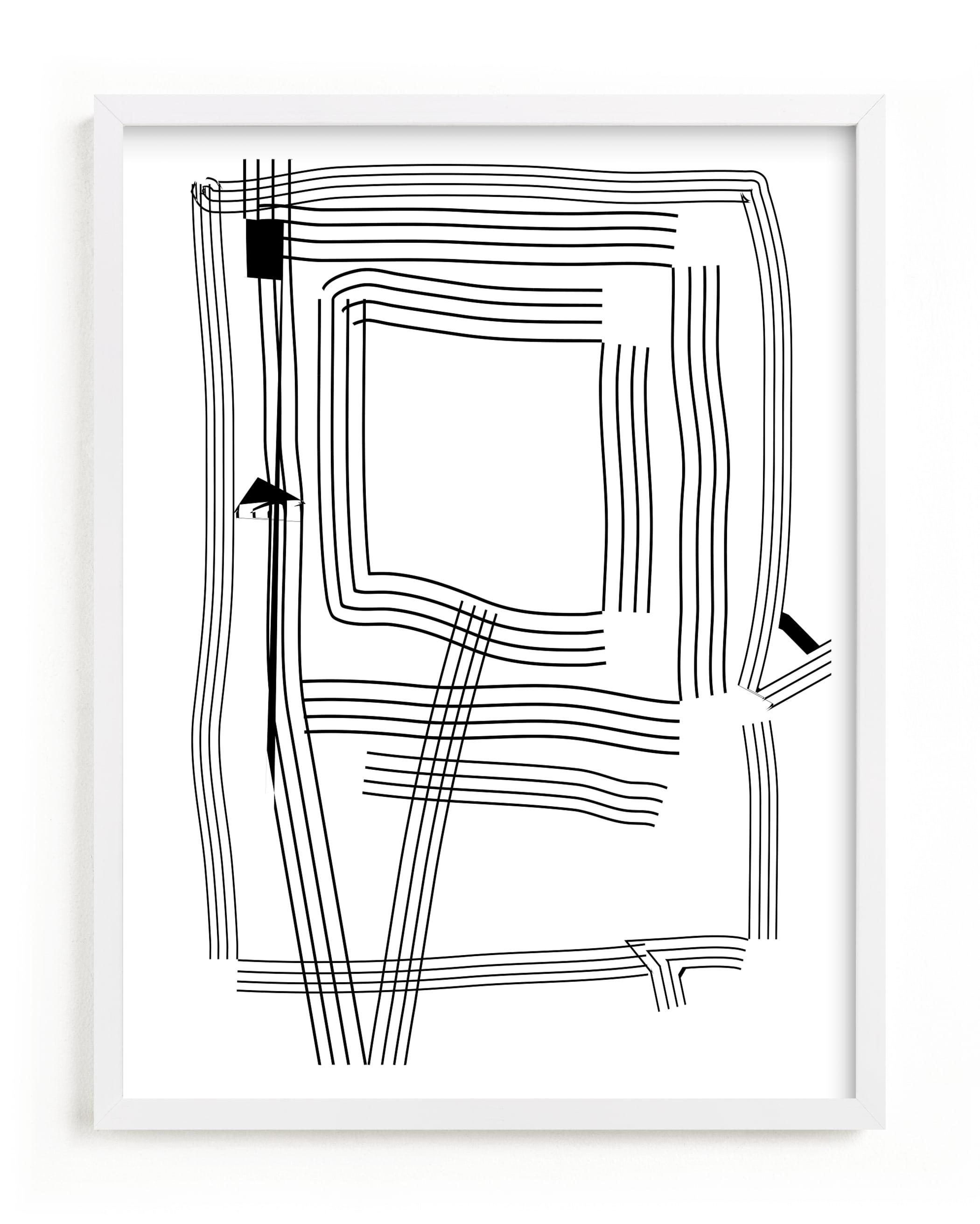 Path of Life Art Print