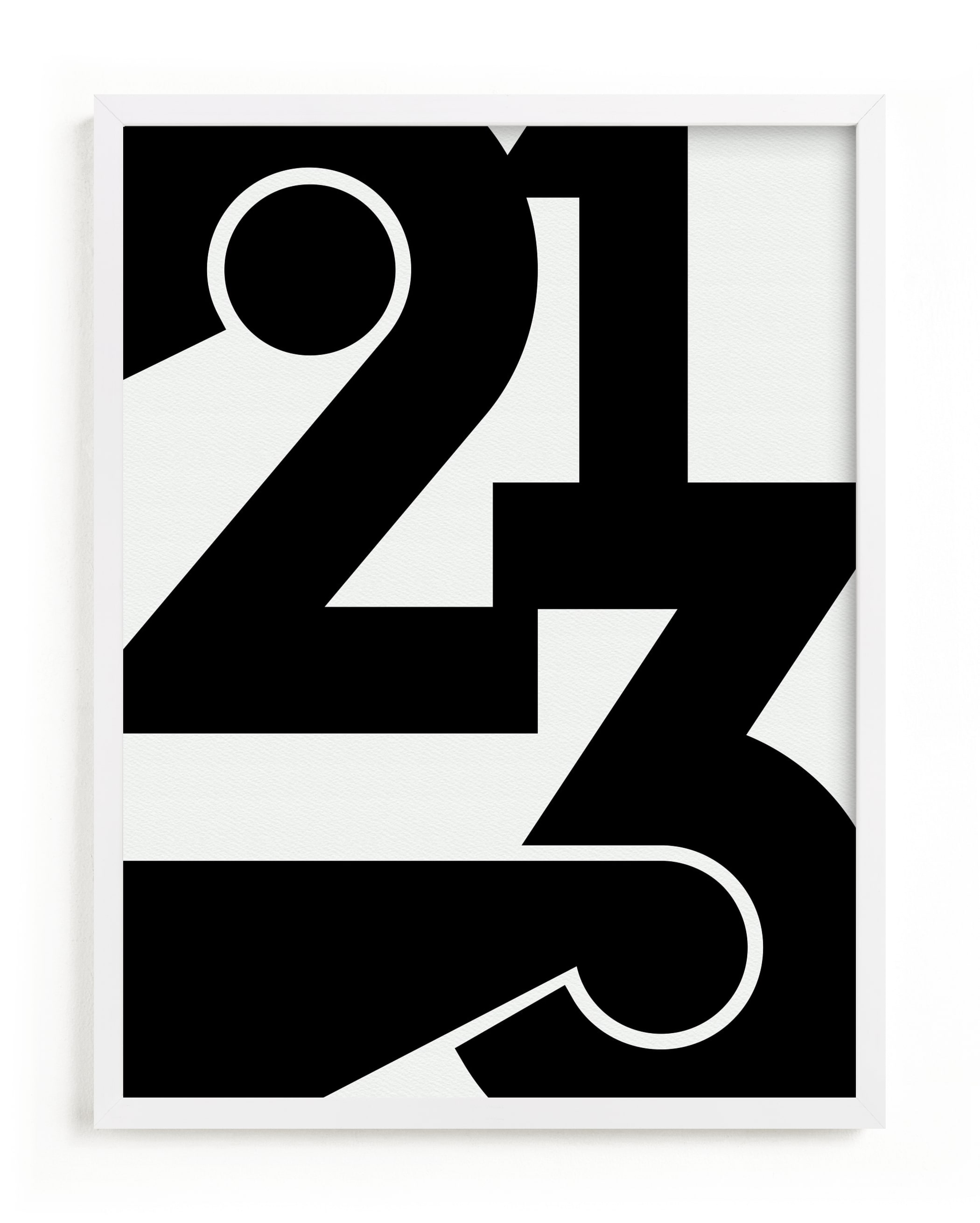 """""""LA  213"""" - Limited Edition Art Print by Jennifer Morehead in beautiful frame options and a variety of sizes."""