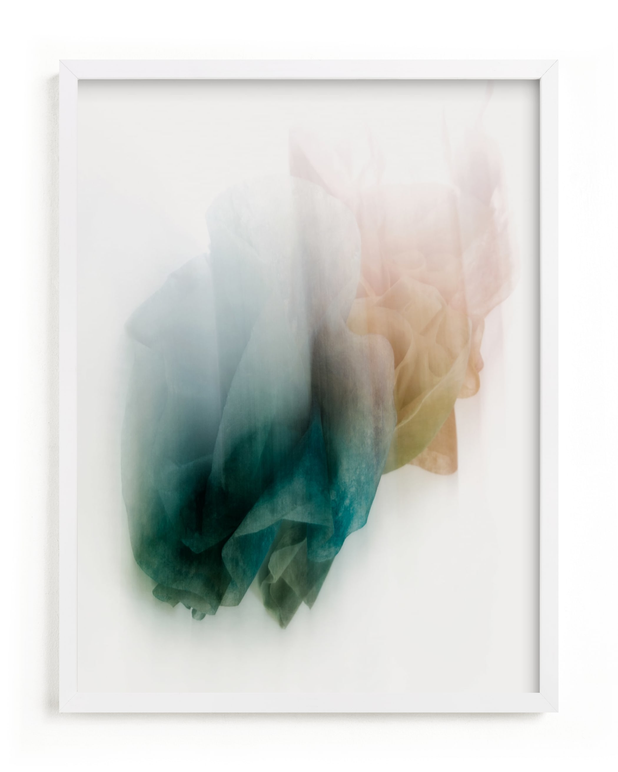 Coffee Filtered Light Art Print