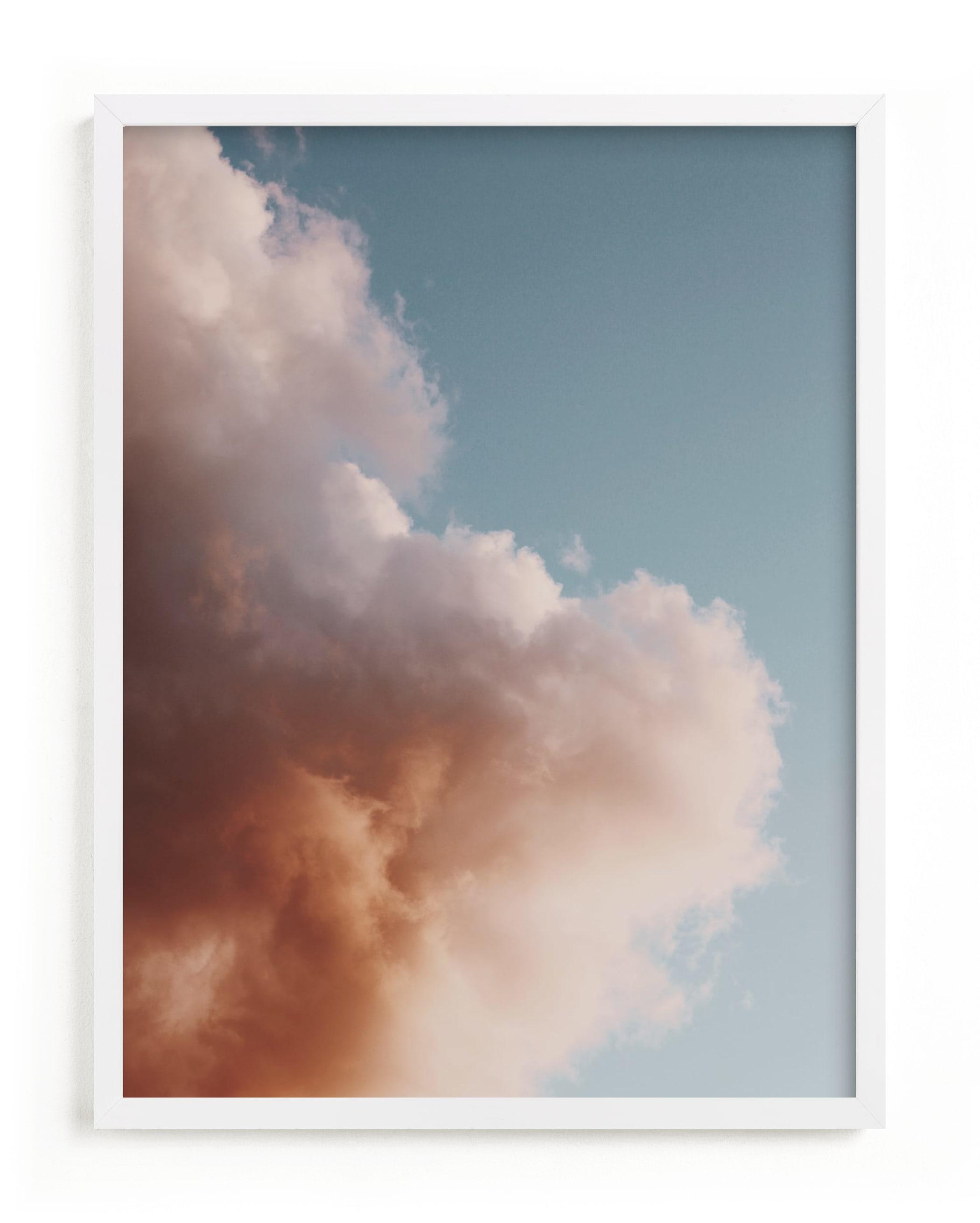 Colors of the Sky Art Print